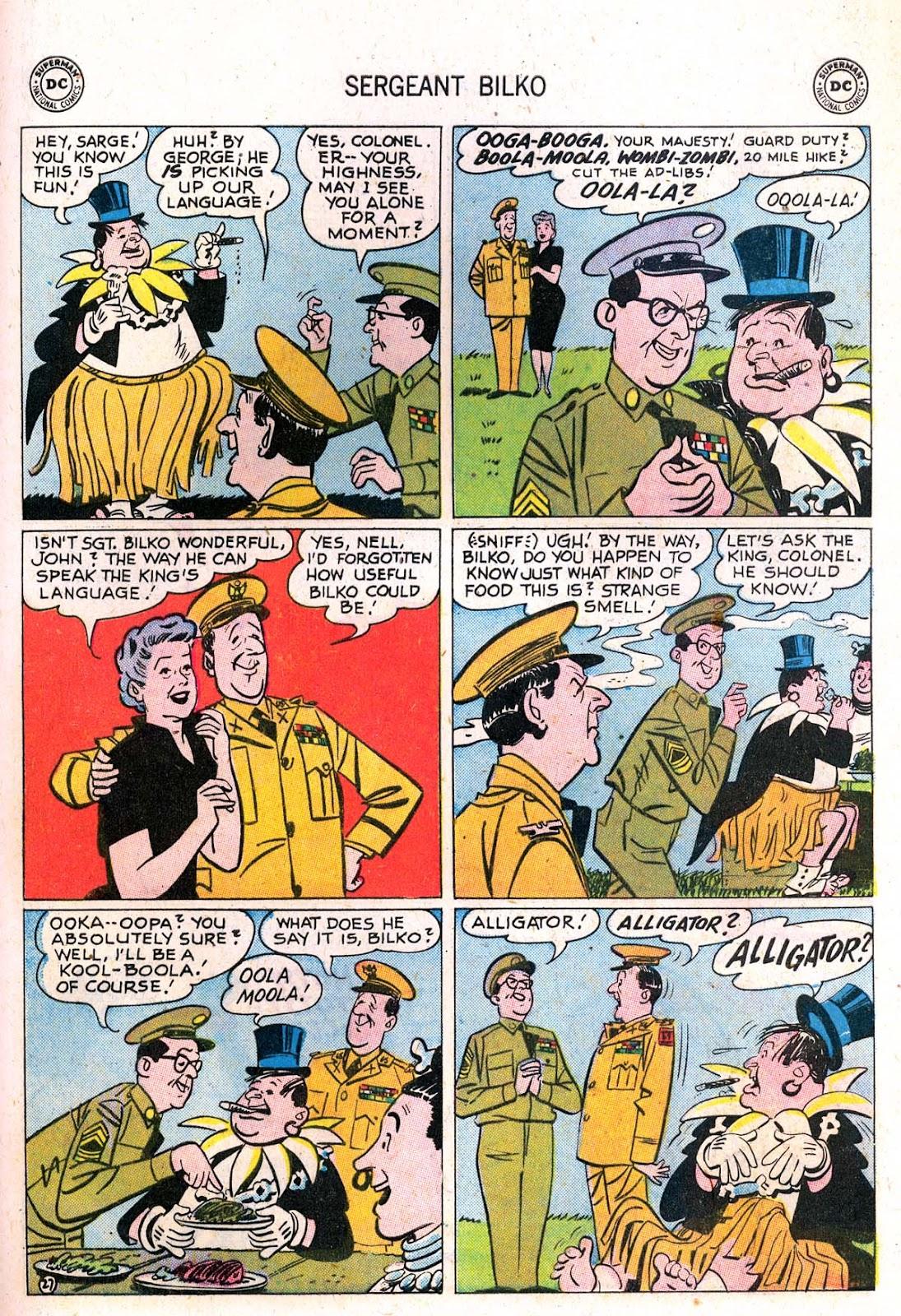 Sergeant Bilko issue 7 - Page 29