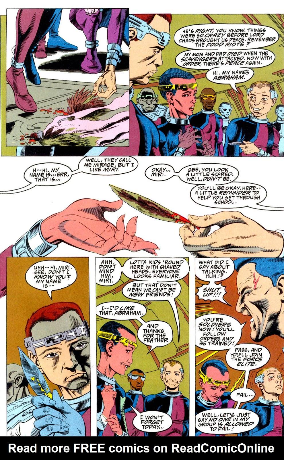Read online Team Titans comic -  Issue #1b - 9