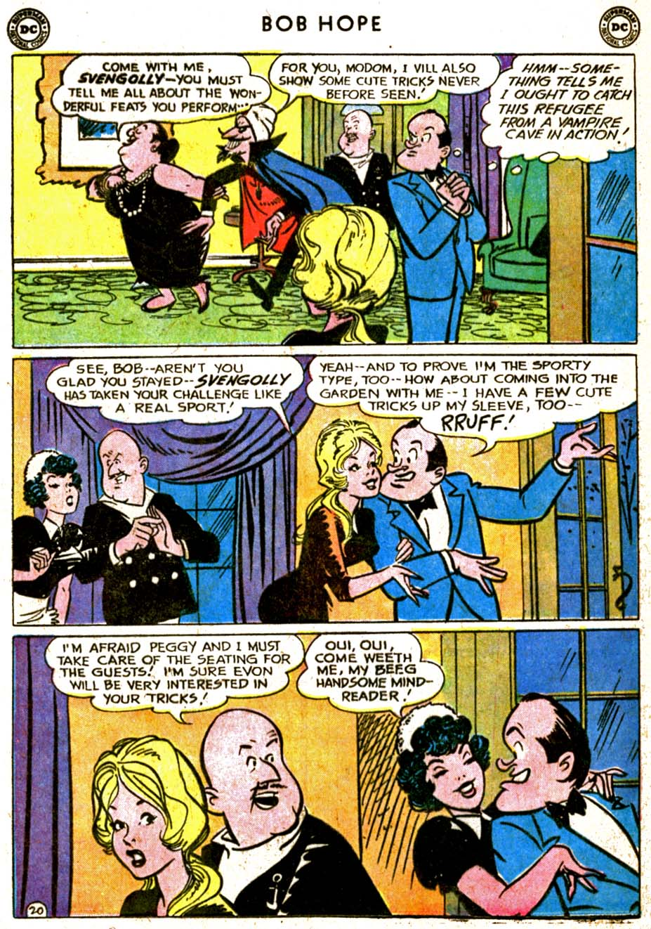 The Adventures of Bob Hope issue 77 - Page 28