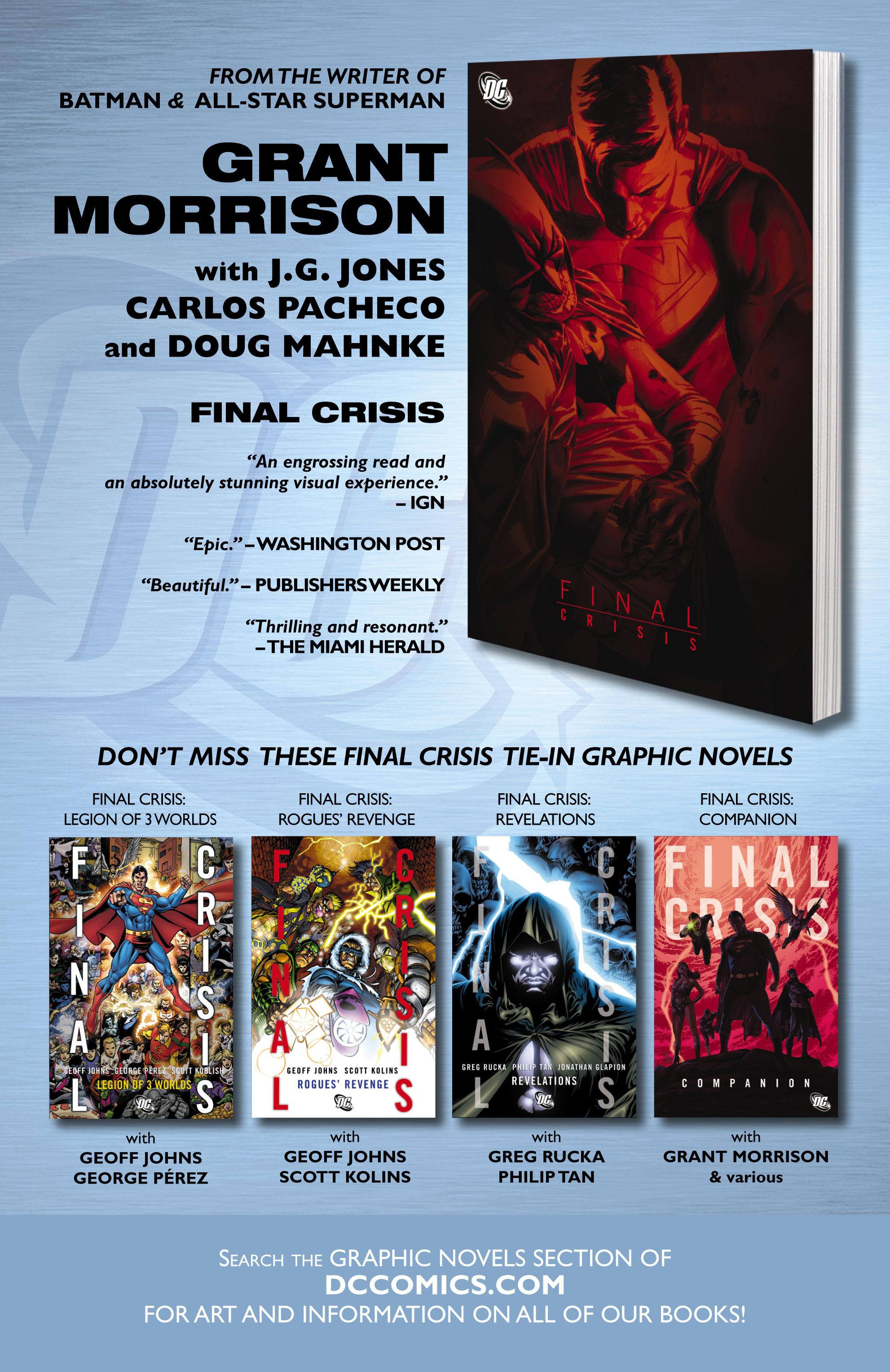 Read online Trinity of Sin: The Phantom Stranger comic -  Issue #0 - 22