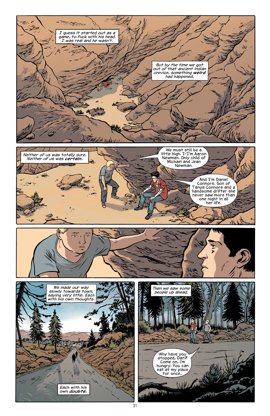 Read online Strange Adventures (2014) comic -  Issue # TPB (Part 1) - 29