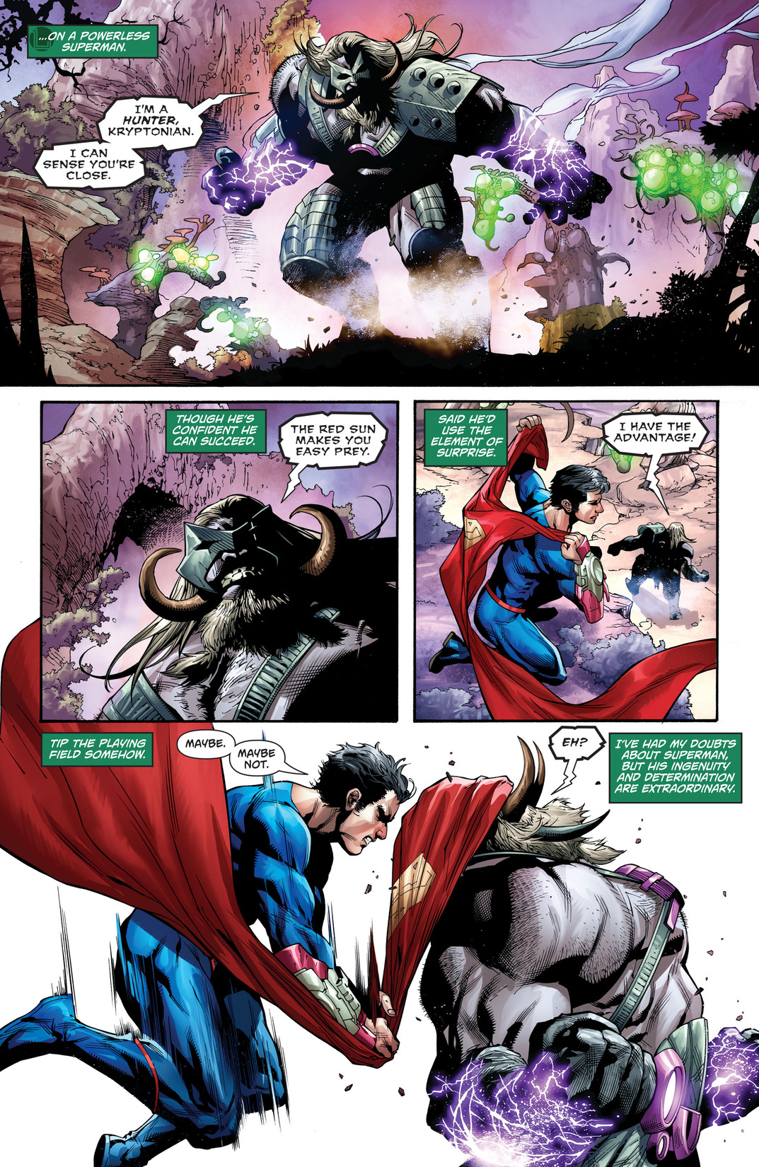 Read online Action Comics (2016) comic -  Issue #972 - 13