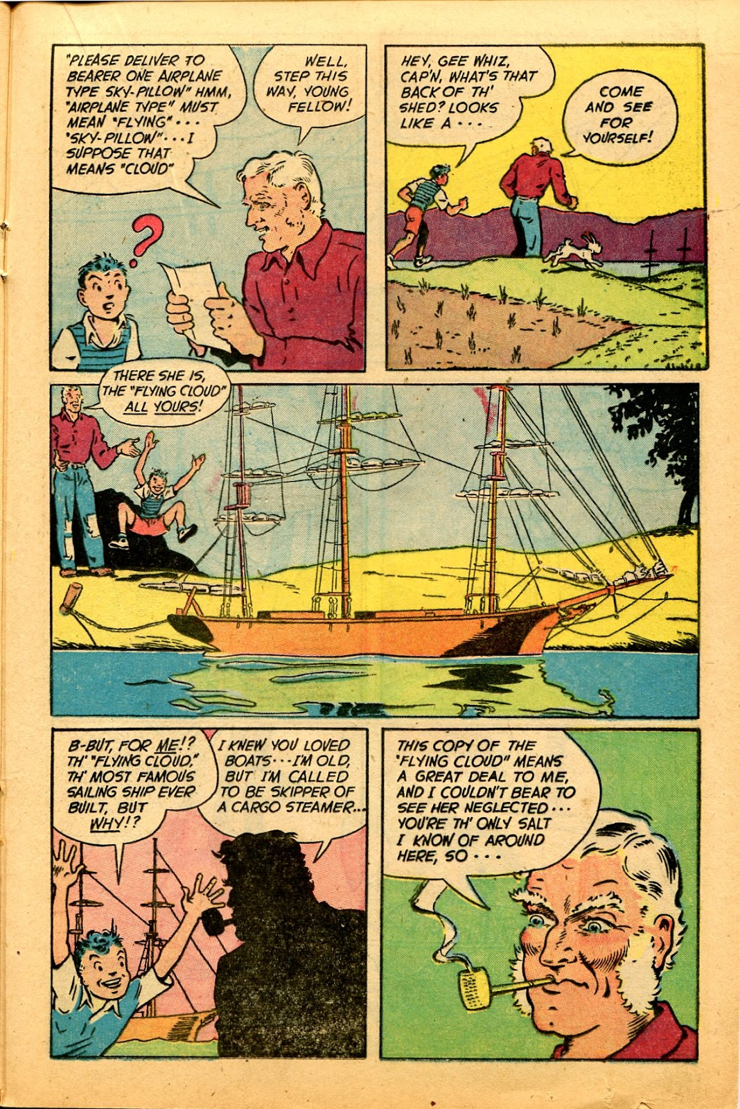 Read online Famous Funnies comic -  Issue #159 - 31