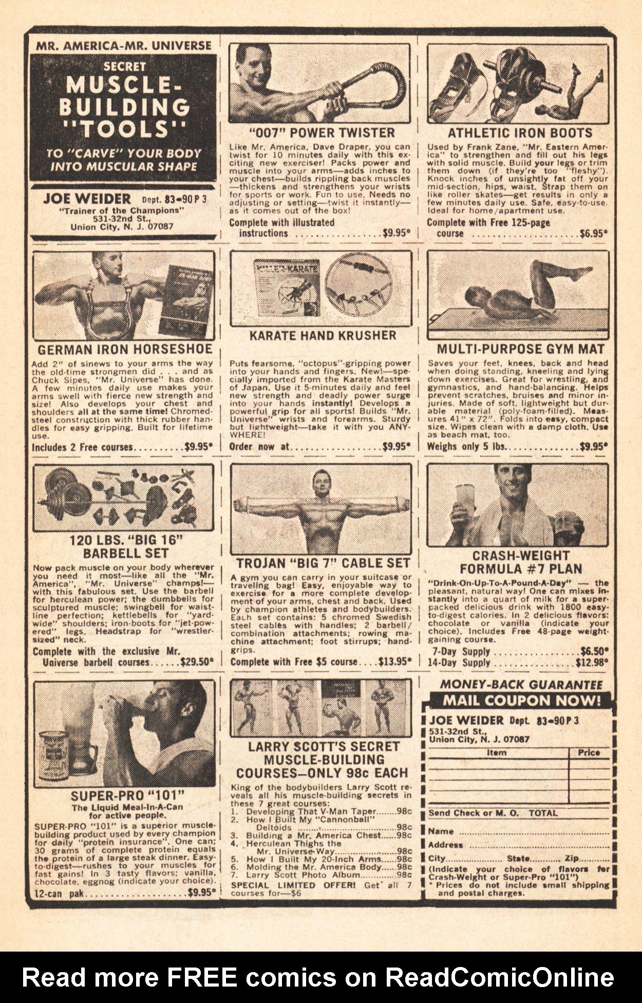 Read online Uncanny X-Men (1963) comic -  Issue # _Annual 1 - 19