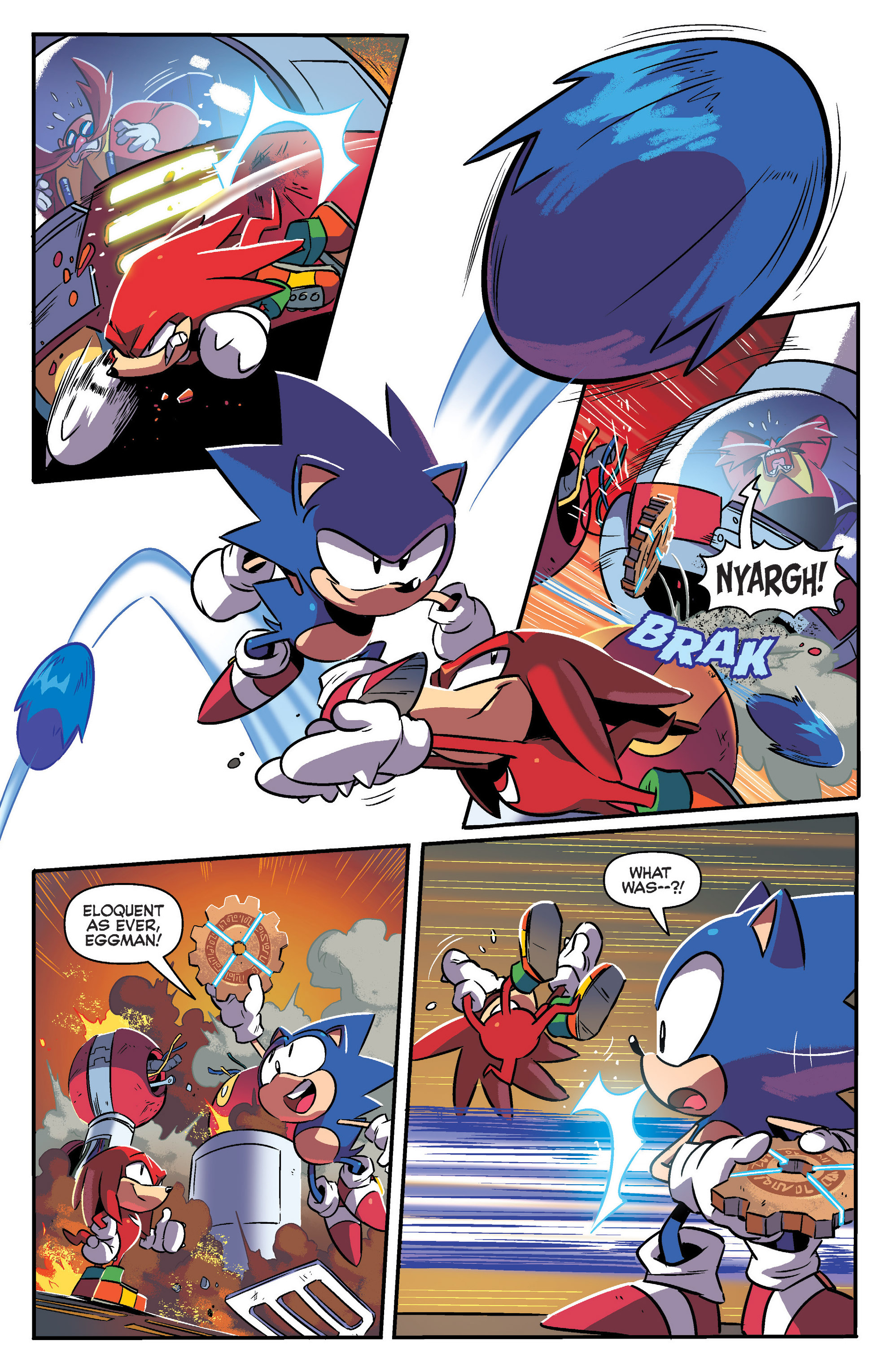 Read online Sonic Mega Drive: Next Level comic -  Issue # Full - 21