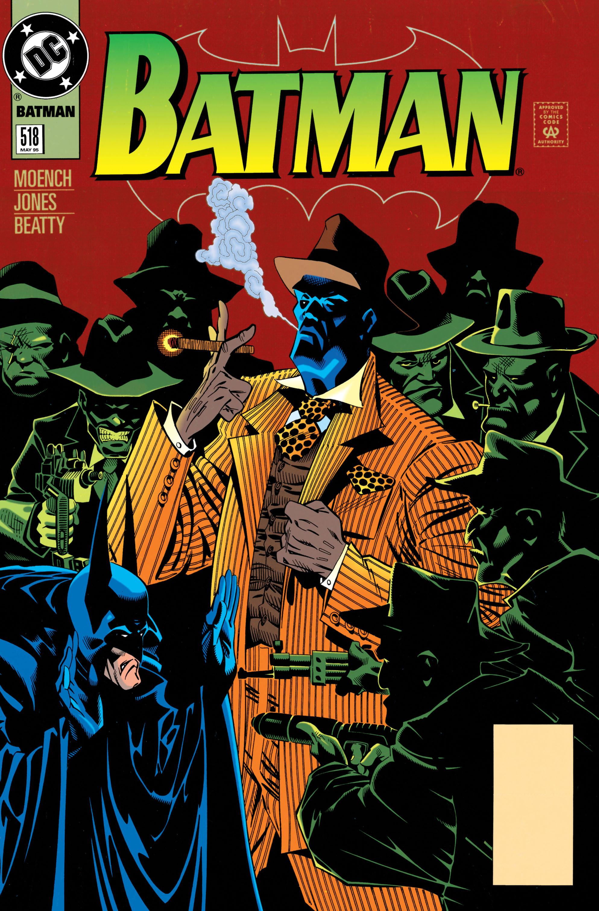 Batman (1940) 518 Page 1