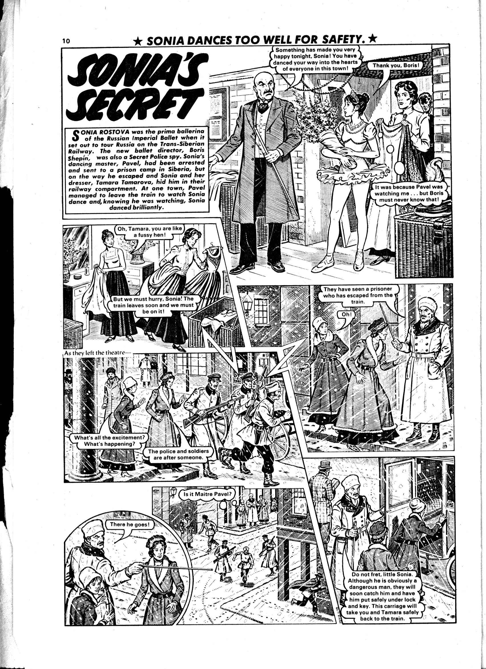 Read online Judy comic -  Issue #984 - 10