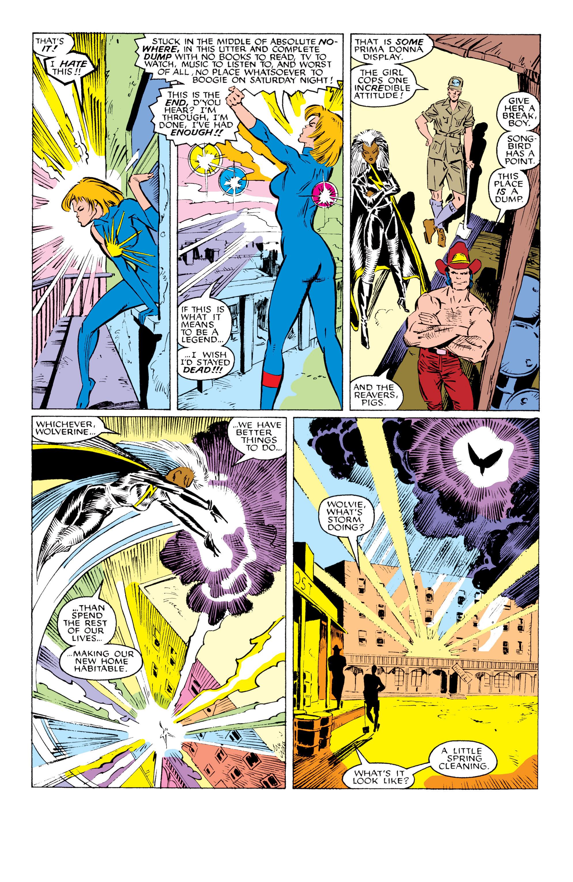 Read online Uncanny X-Men (1963) comic -  Issue #230 - 10