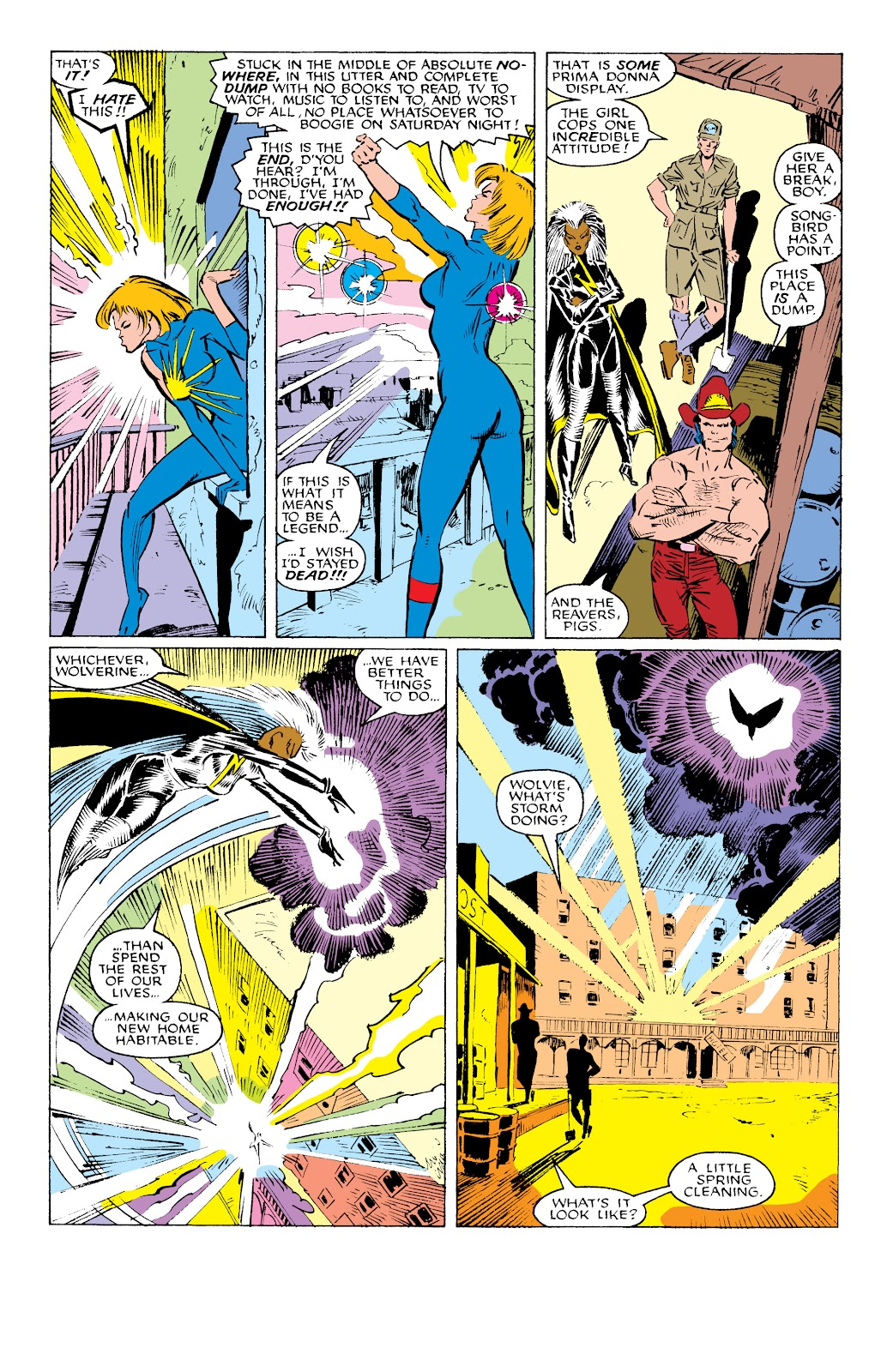 Uncanny X-Men (1963) issue 230 - Page 10