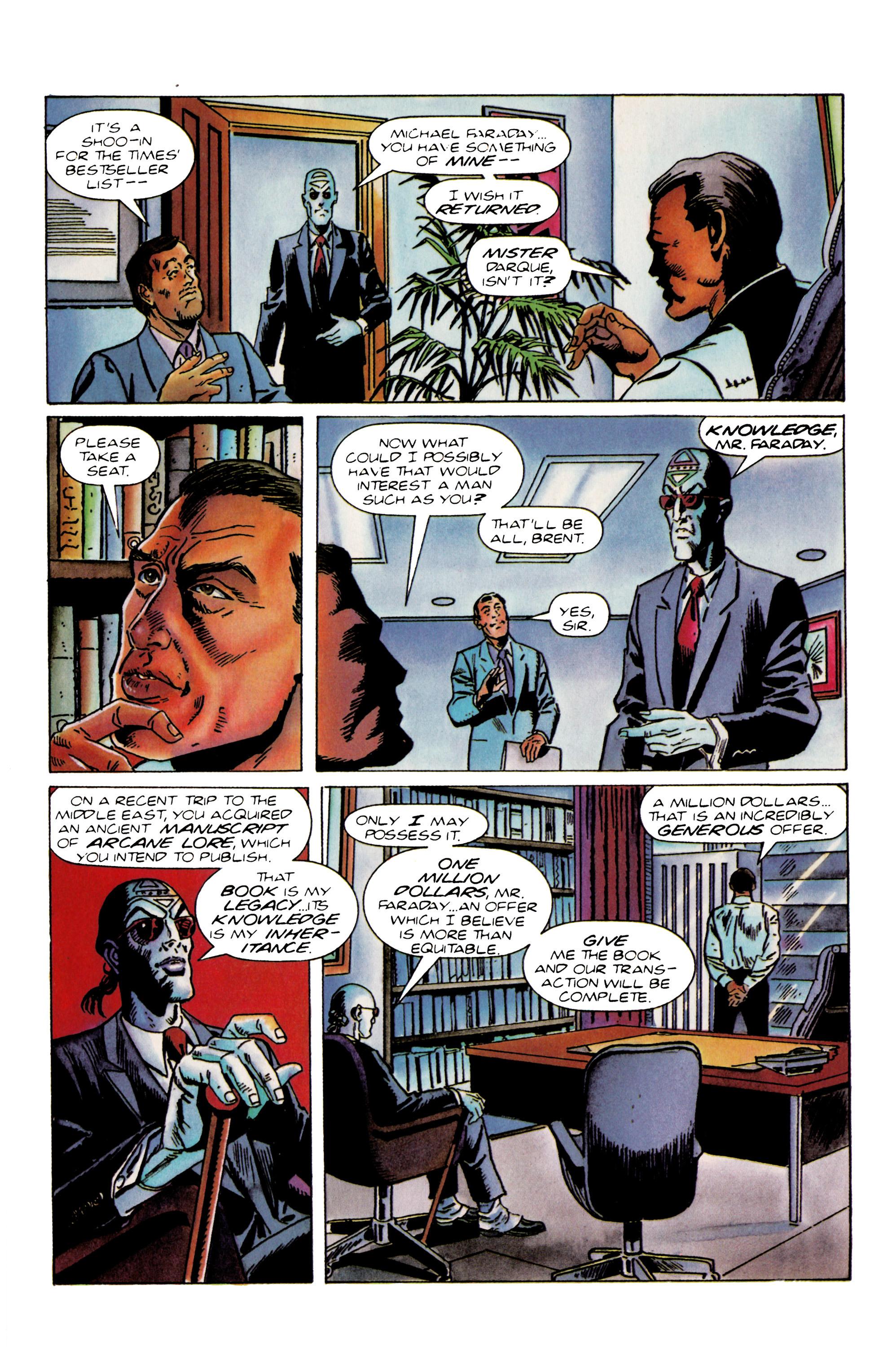 Read online Eternal Warrior (1992) comic -  Issue #22 - 8