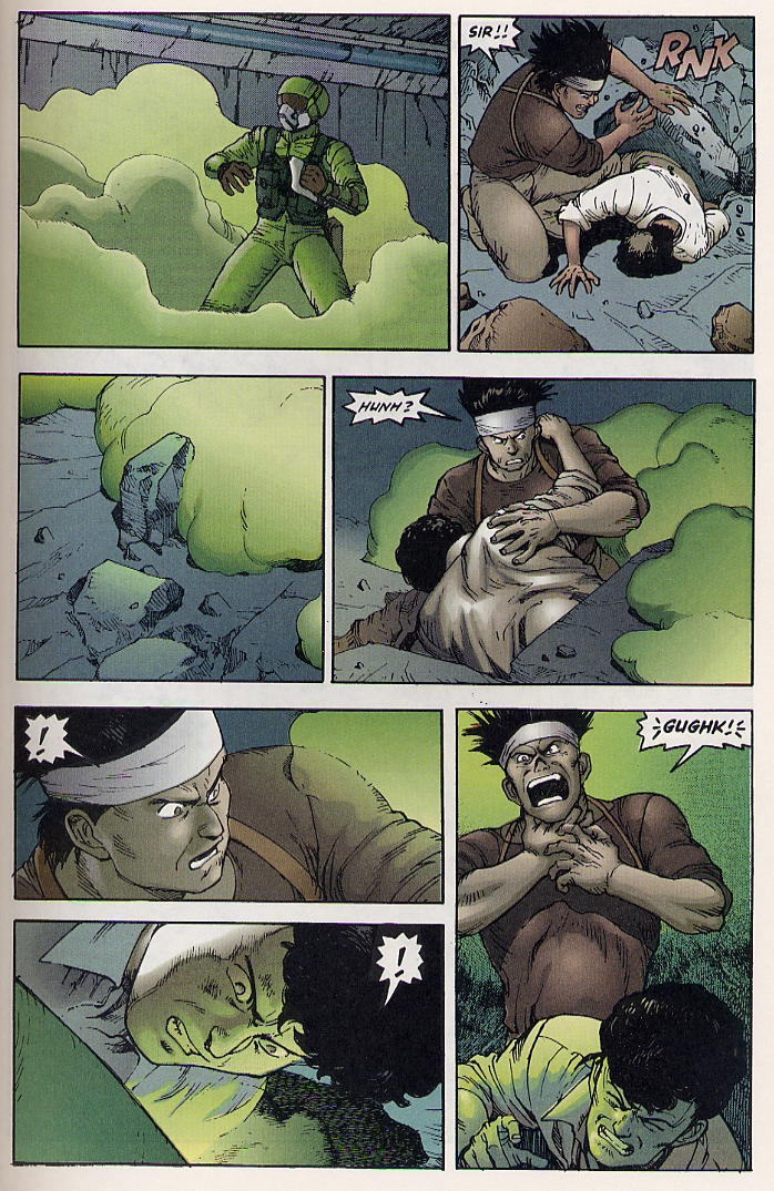 Read online Akira comic -  Issue #32 - 18