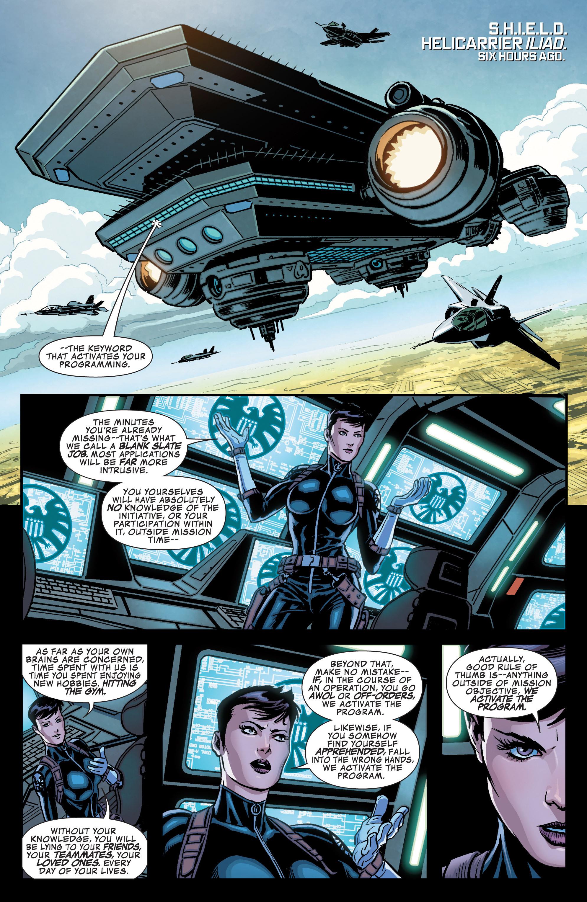 Read online Secret Avengers (2013) comic -  Issue #1 - 14