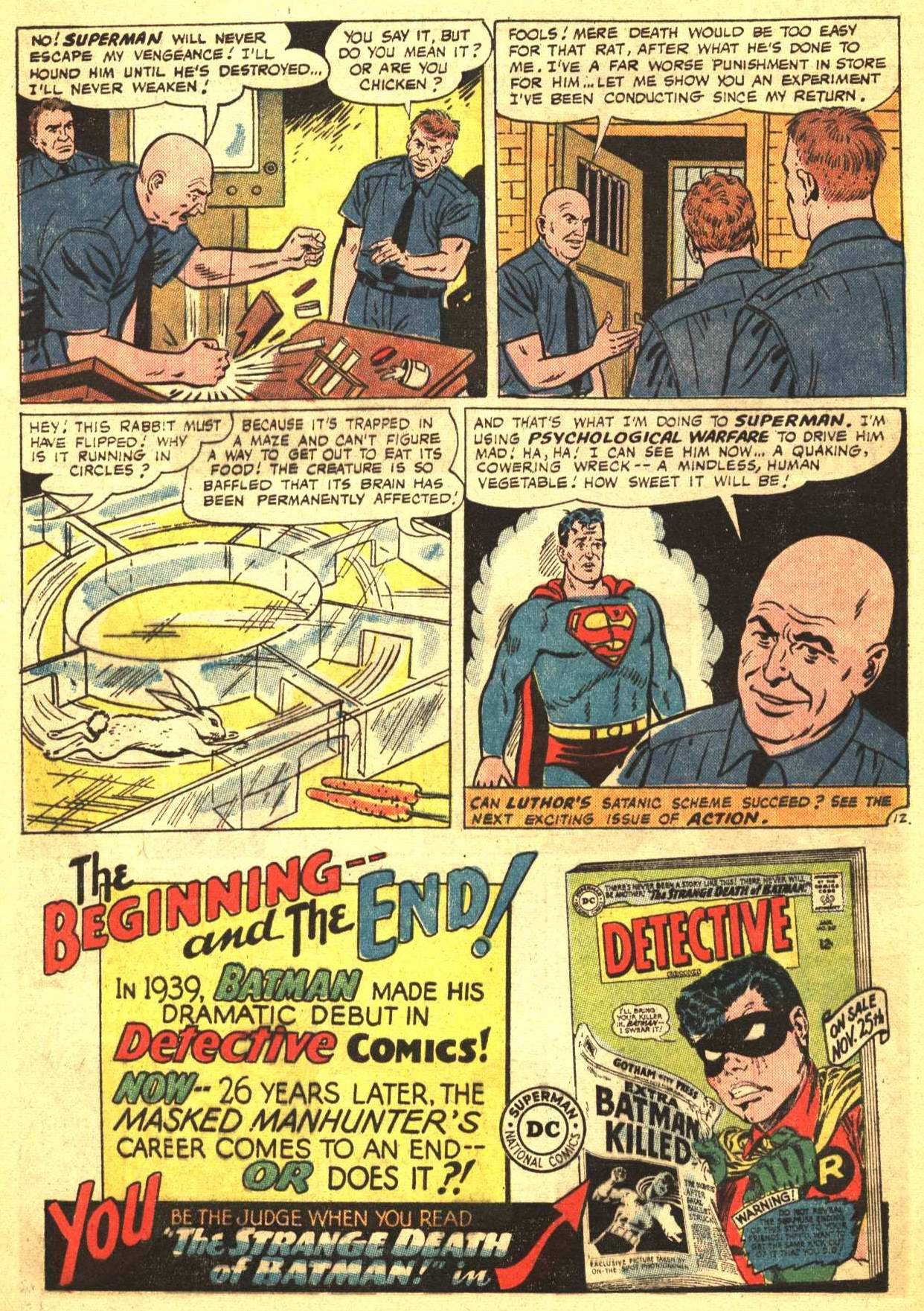 Read online Action Comics (1938) comic -  Issue #332 - 16