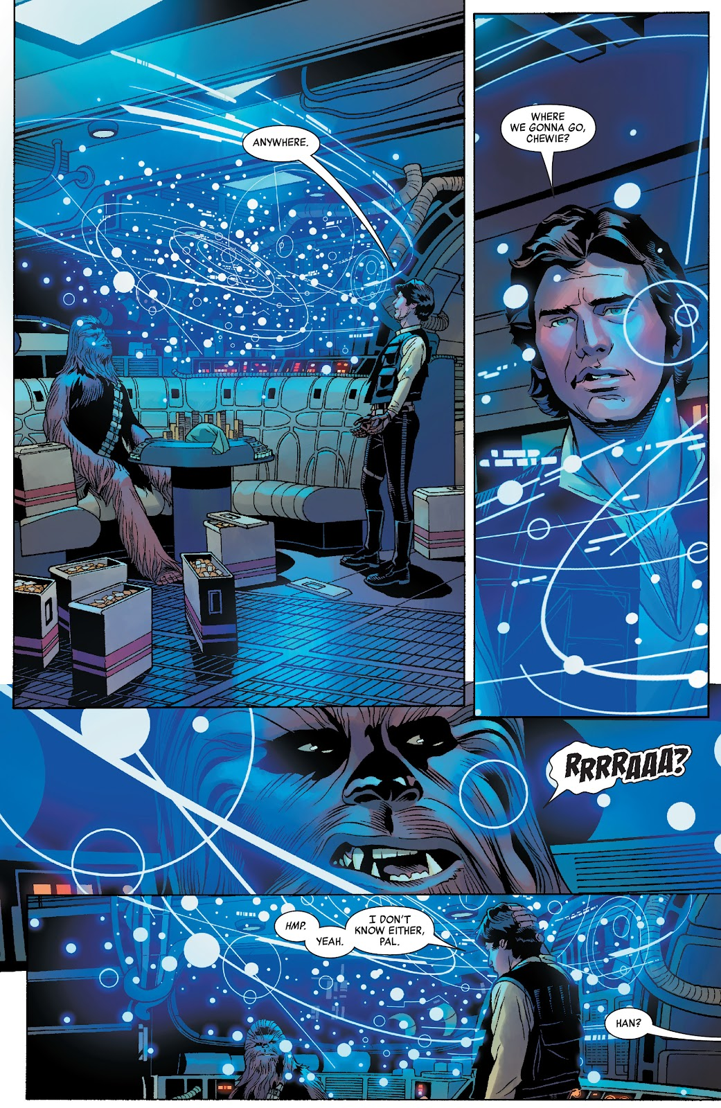 Read online Star Wars: Age of Rebellion - Heroes comic -  Issue # TPB - 30