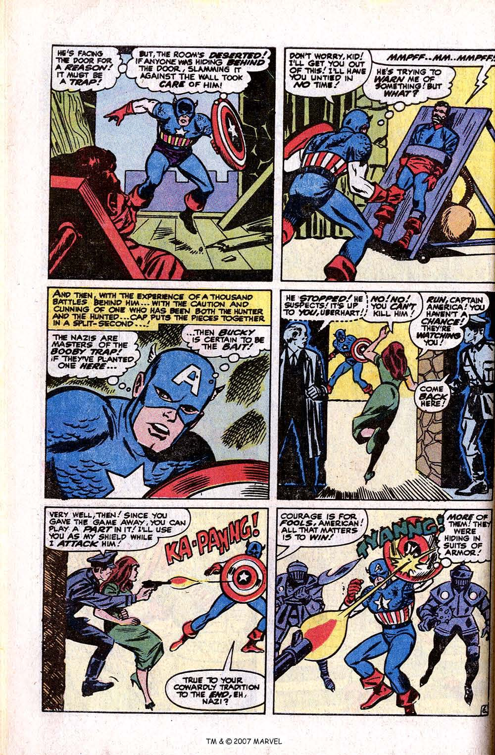 Read online Captain America (1968) comic -  Issue # _Annual 1 - 34