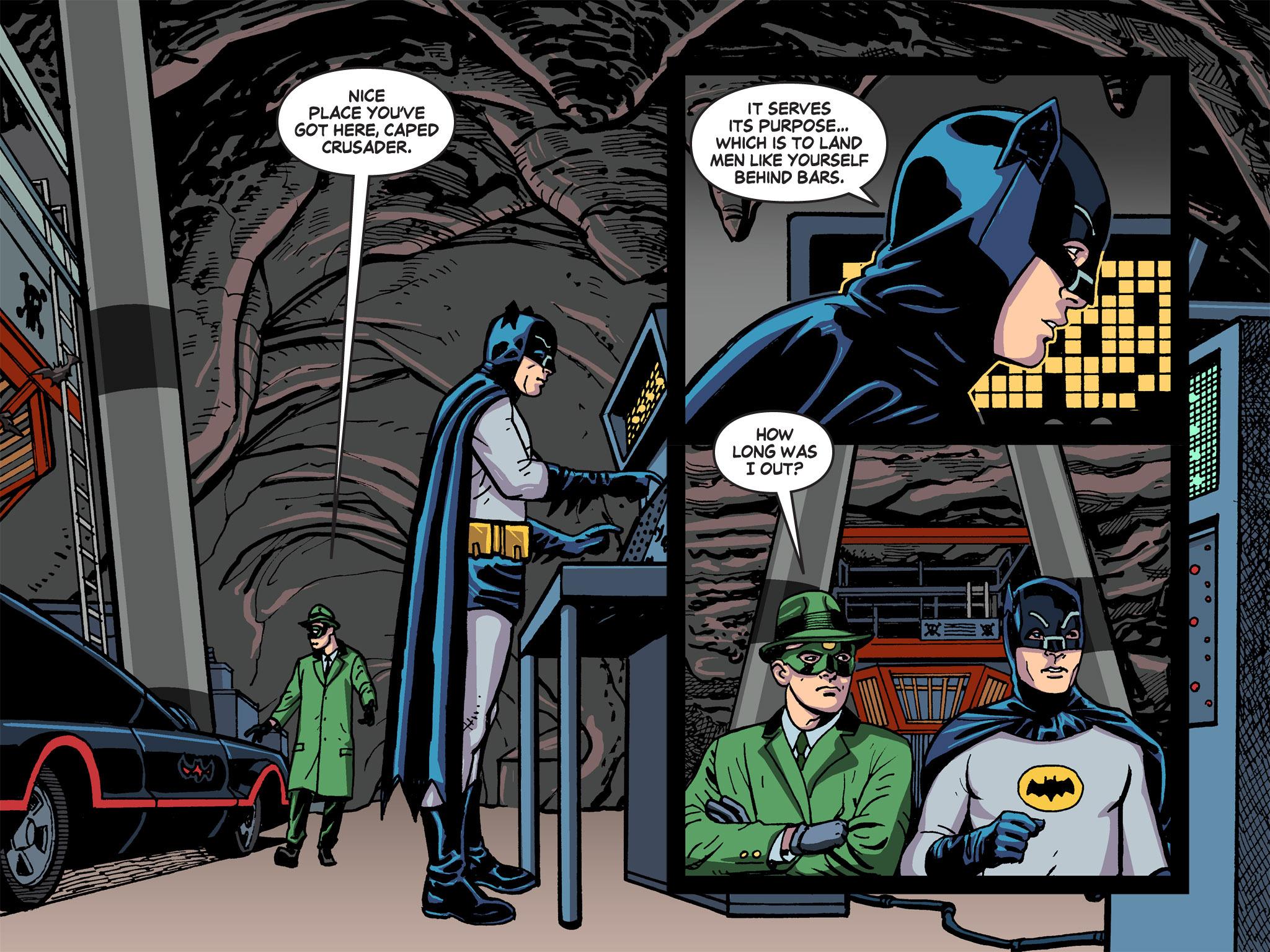 Read online Batman '66 Meets the Green Hornet [II] comic -  Issue #5 - 51