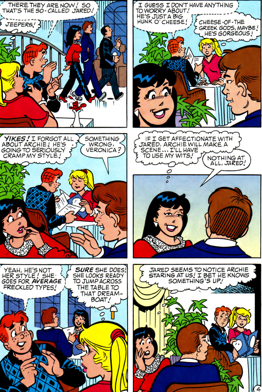 Read online Archie (1960) comic -  Issue #562 - 5