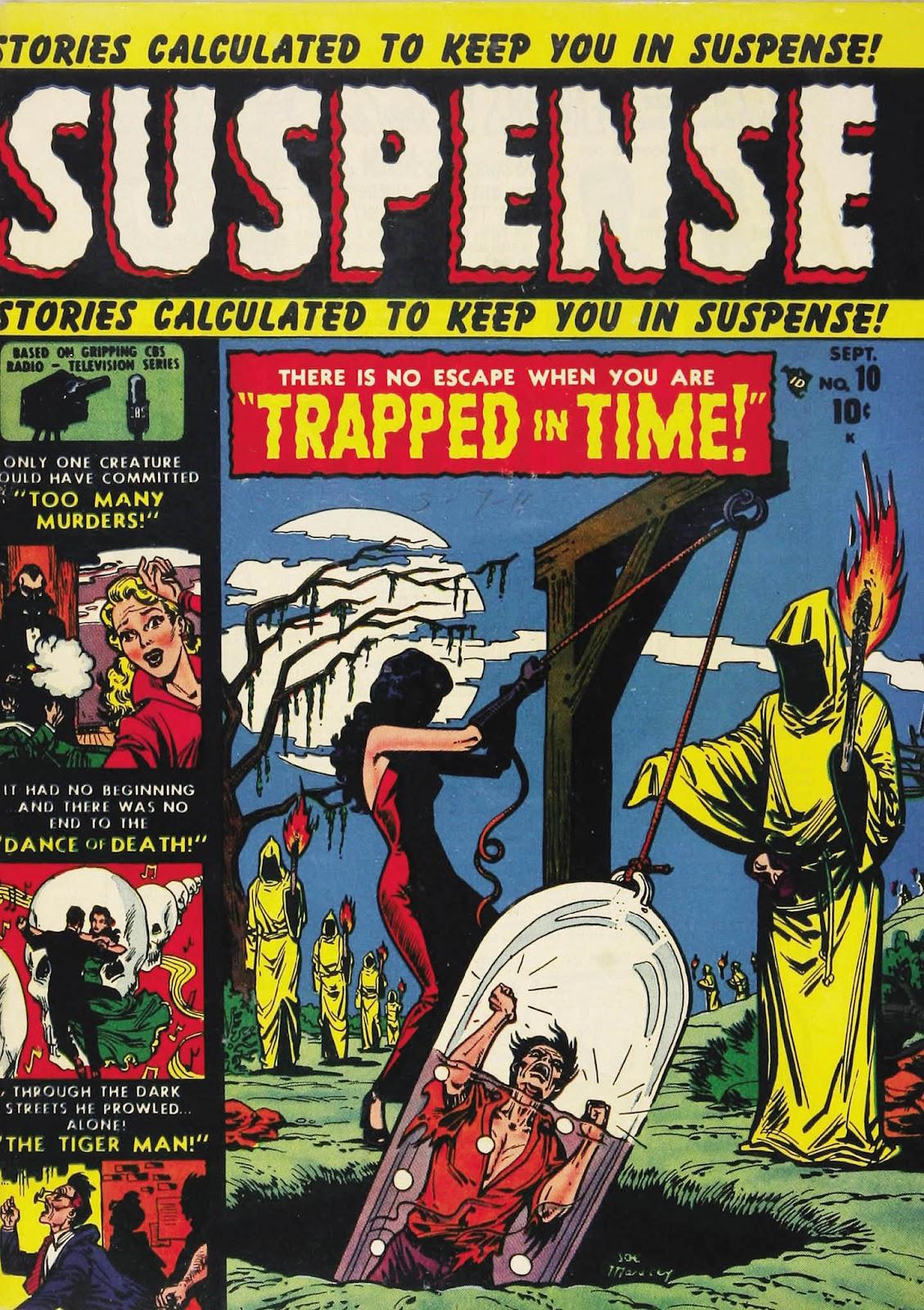 Suspense issue 10 - Page 2