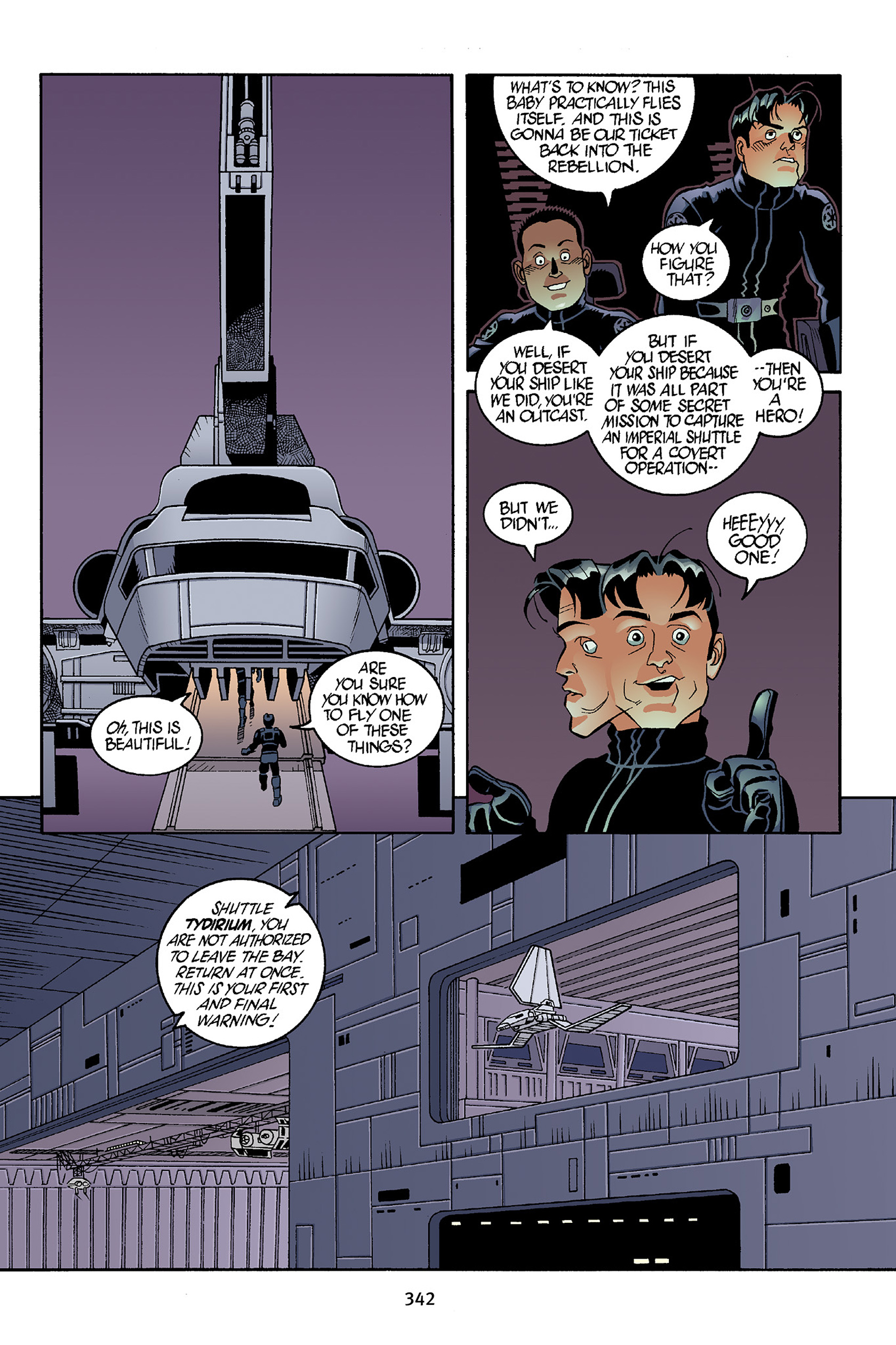 Read online Star Wars Omnibus comic -  Issue # Vol. 30 - 336