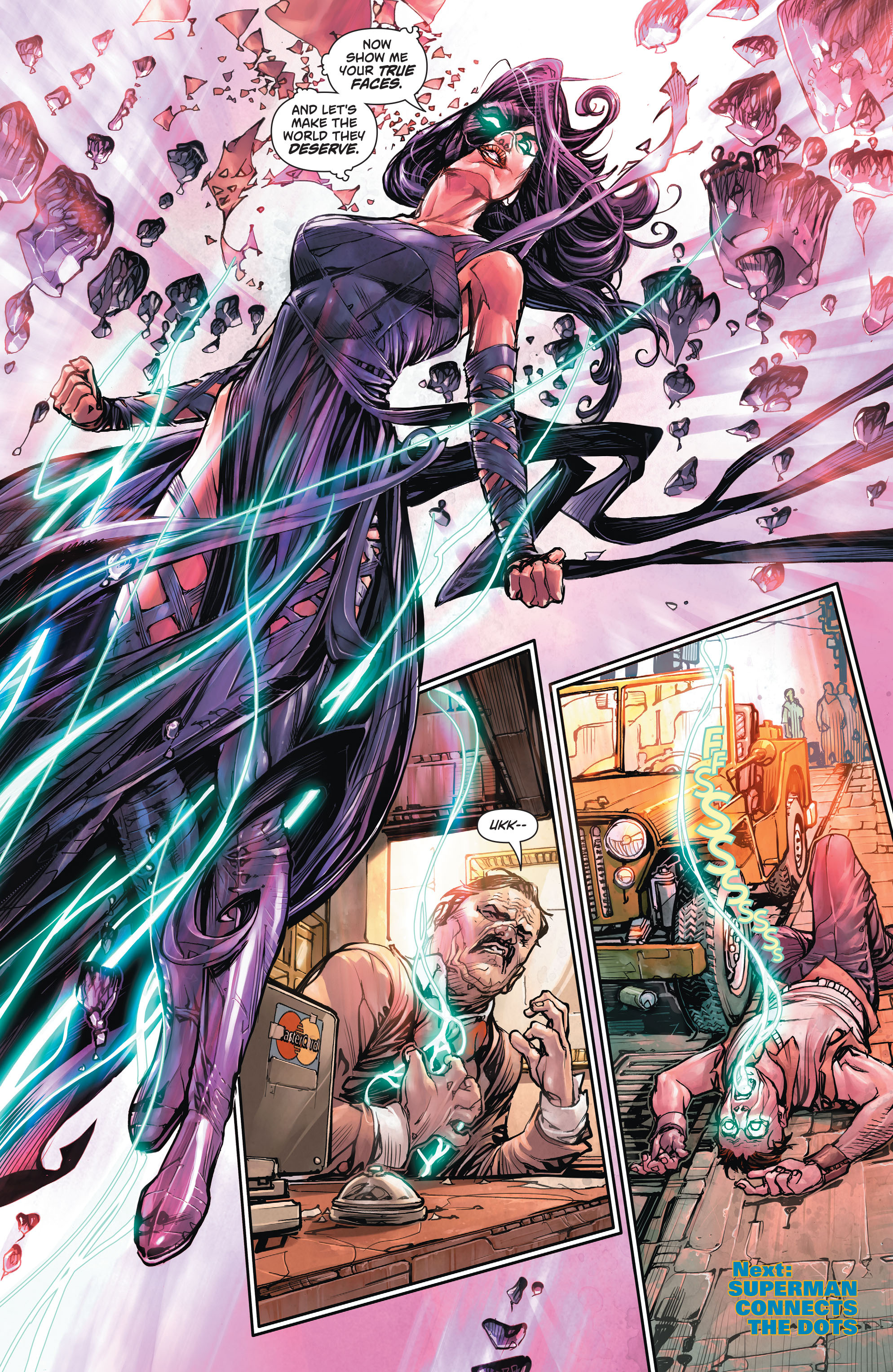 Read online Action Comics (2011) comic -  Issue #44 - 25