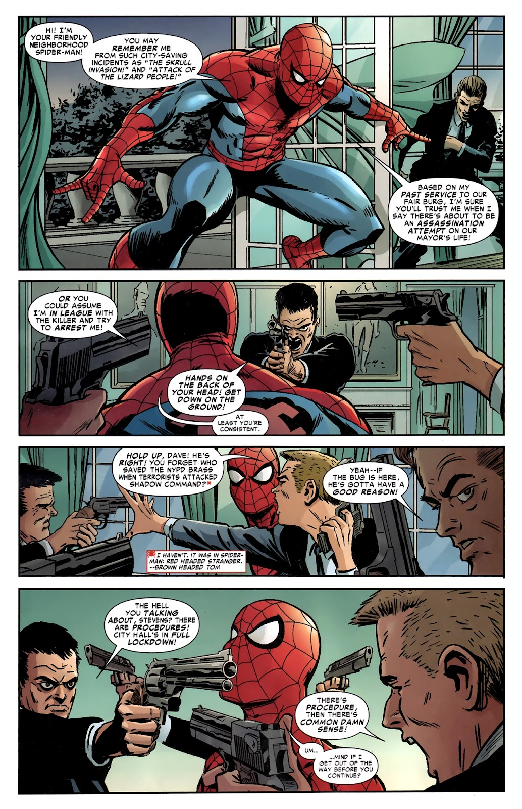 Web of Spider-Man (2009) Issue #10 #10 - English 6