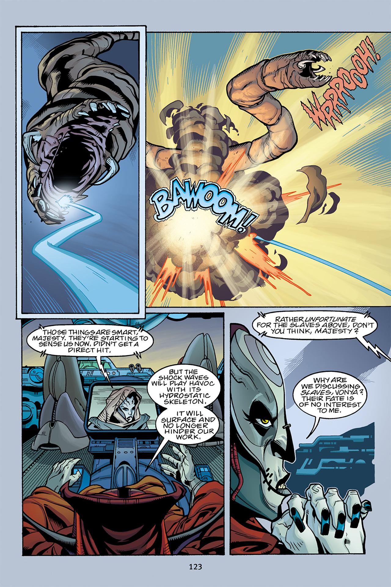Read online Star Wars Omnibus comic -  Issue # Vol. 15 - 120