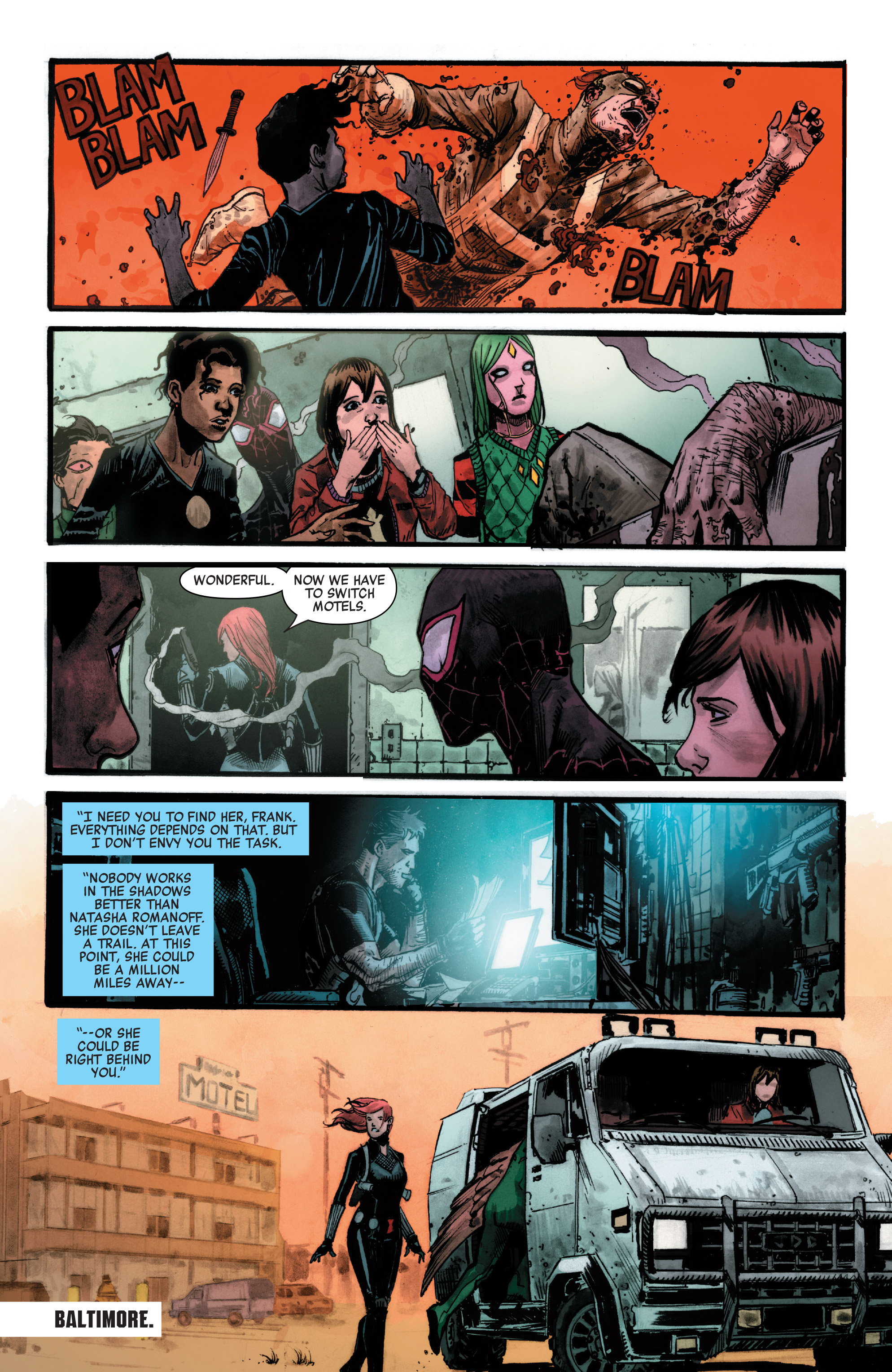 Read online Secret Empire comic -  Issue #4 - 9
