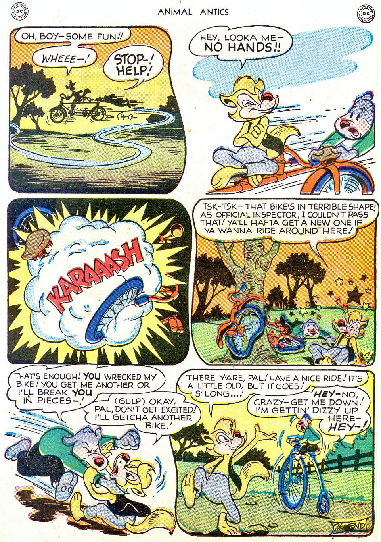 Read online Animal Antics comic -  Issue #17 - 15