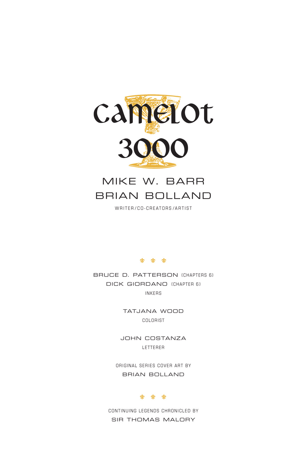Camelot 3000 6 Page 2