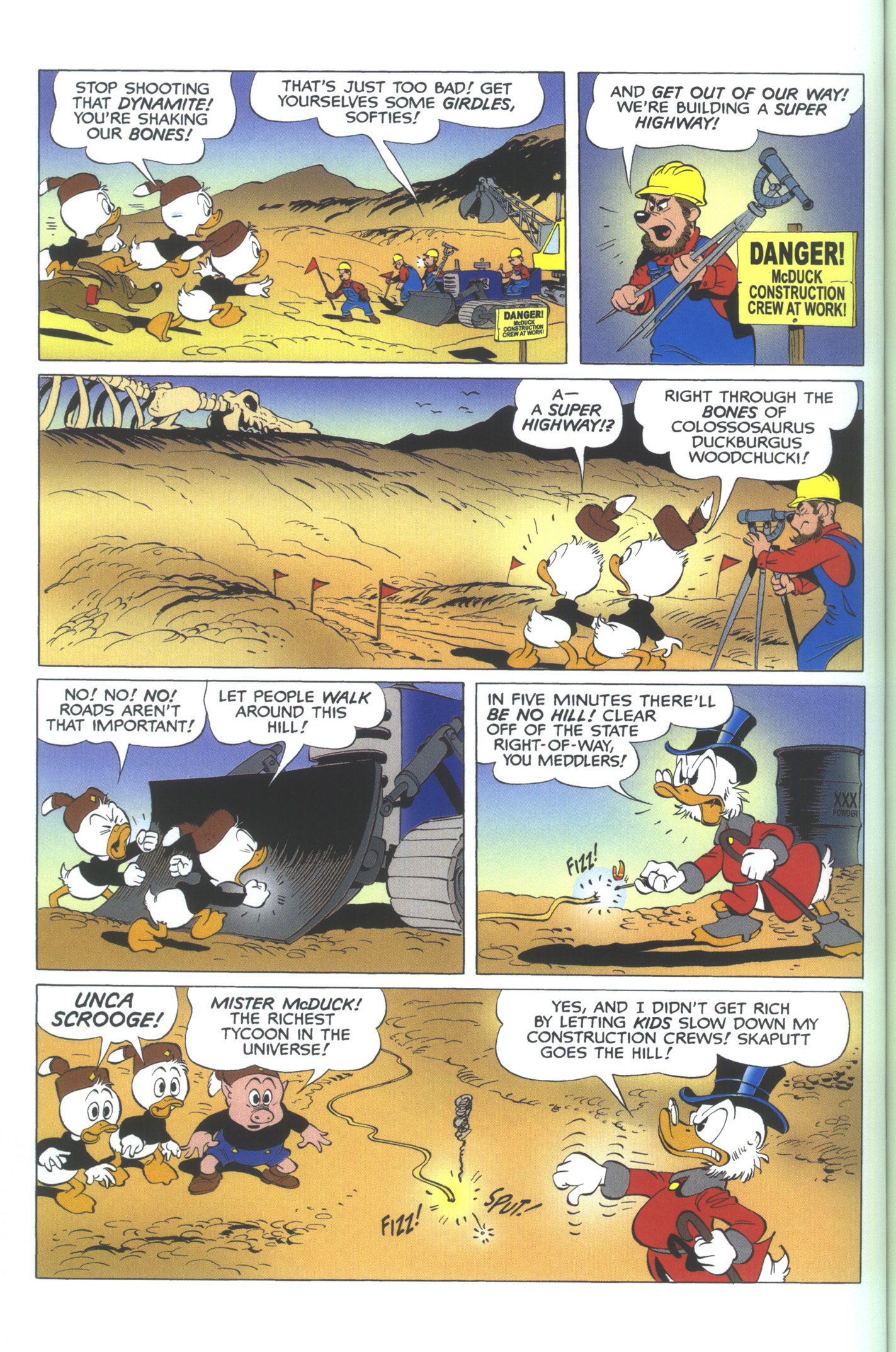 Read online Uncle Scrooge (1953) comic -  Issue #358 - 32