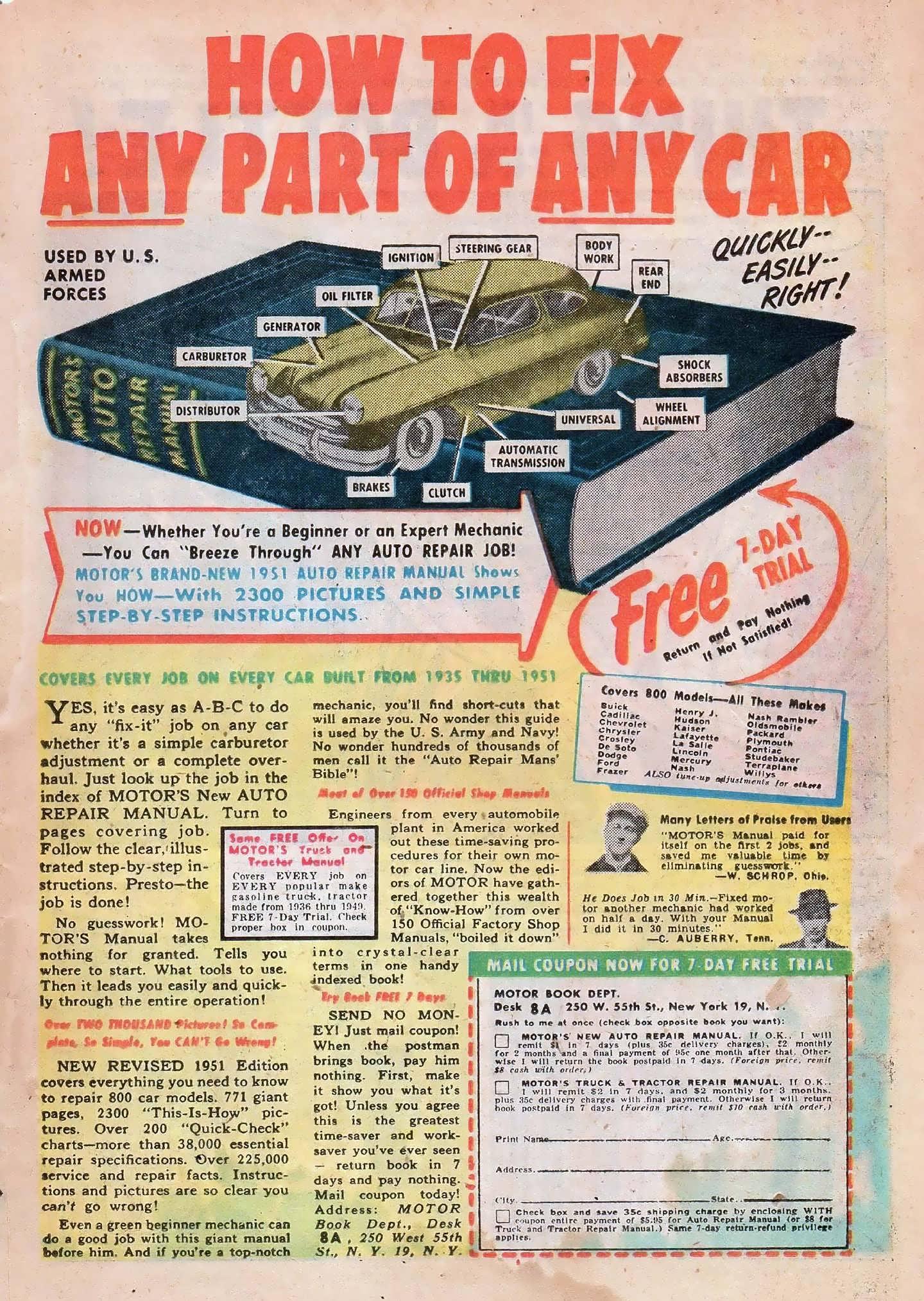 Read online Adventures into Weird Worlds comic -  Issue #2 - 21