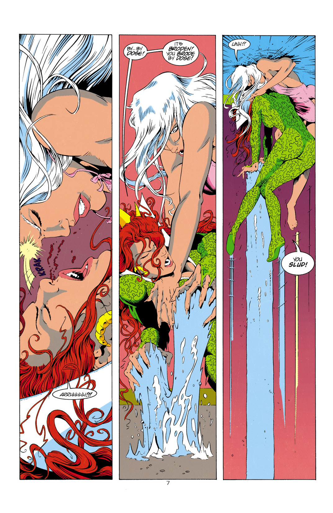 Read online Aquaman (1994) comic -  Issue #12 - 8