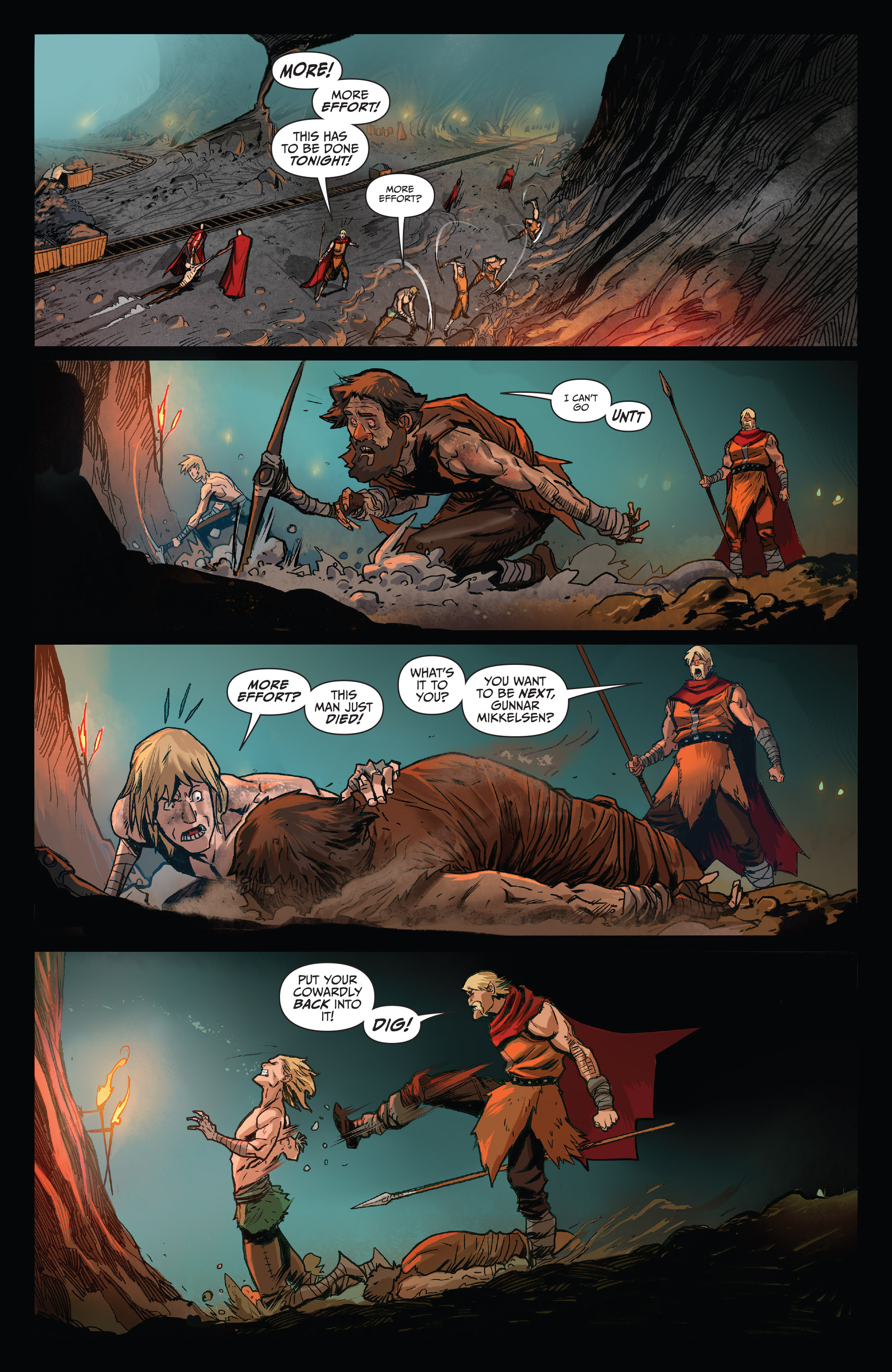 Read online Klaus comic -  Issue #6 - 14