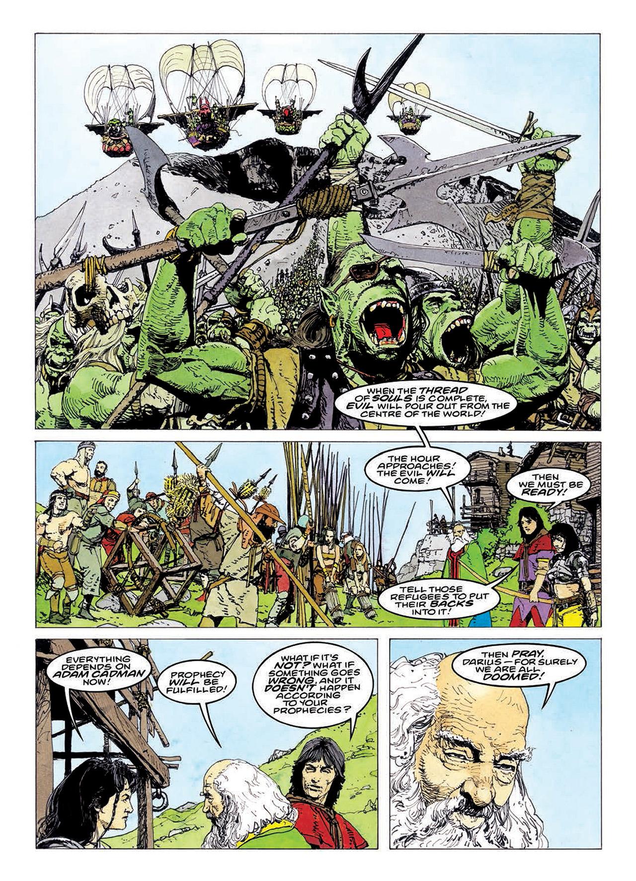Read online Mazeworld comic -  Issue # TPB - 169