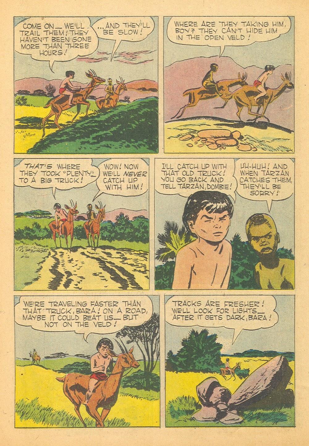 Tarzan (1948) issue 121 - Page 22