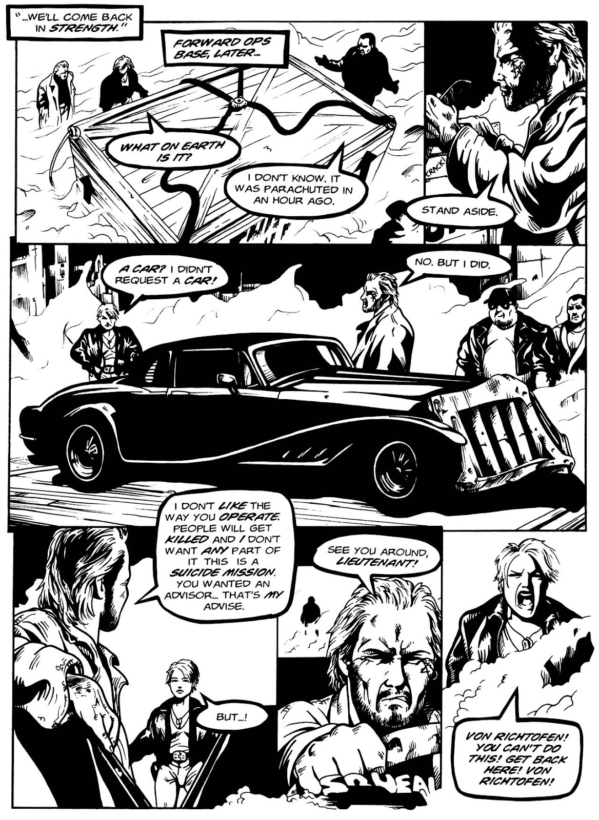 Read online Night of the Living Dead (1994) comic -  Issue #3 - 25