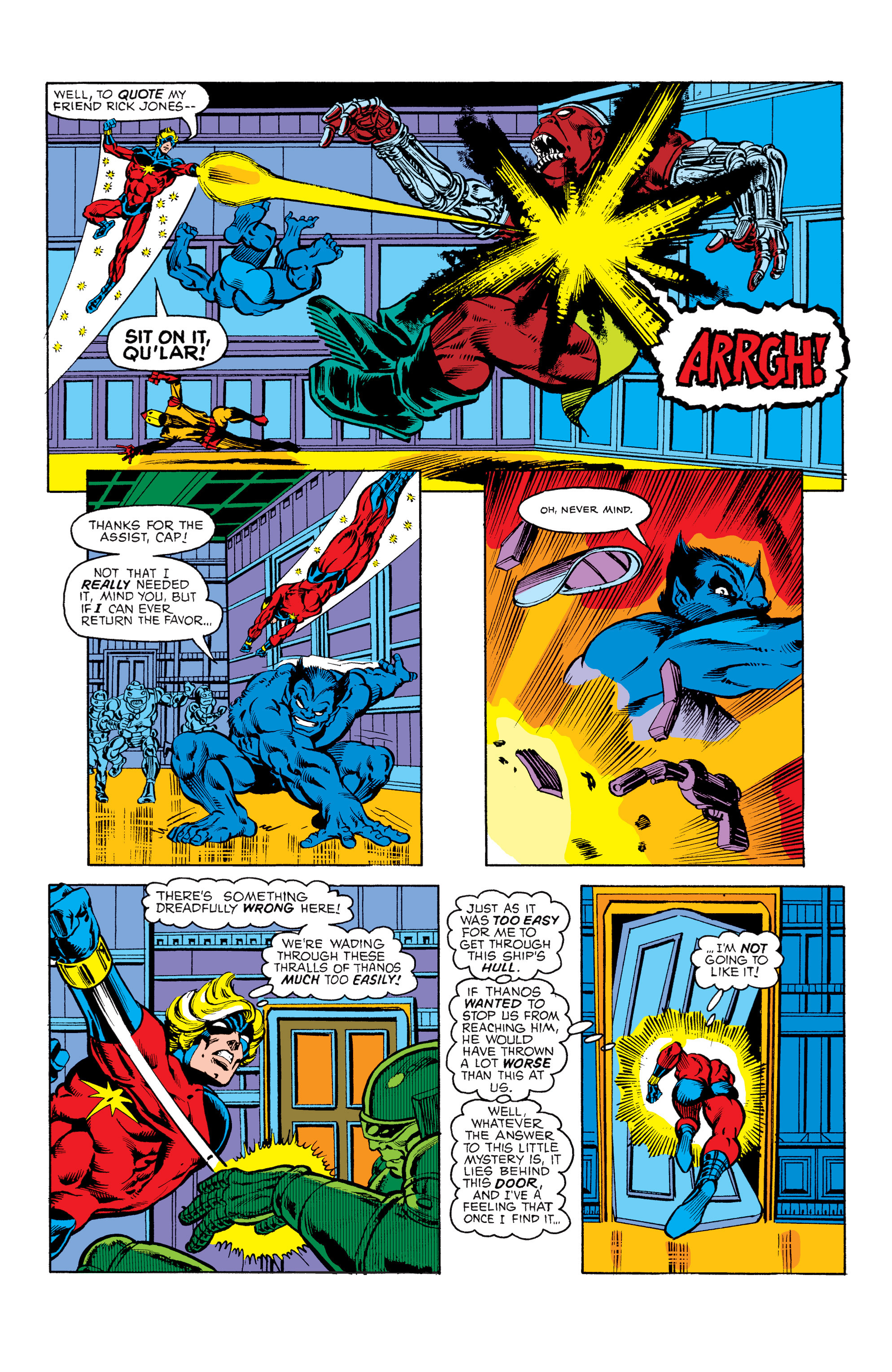 The Avengers (1963) _Annual_7 Page 25