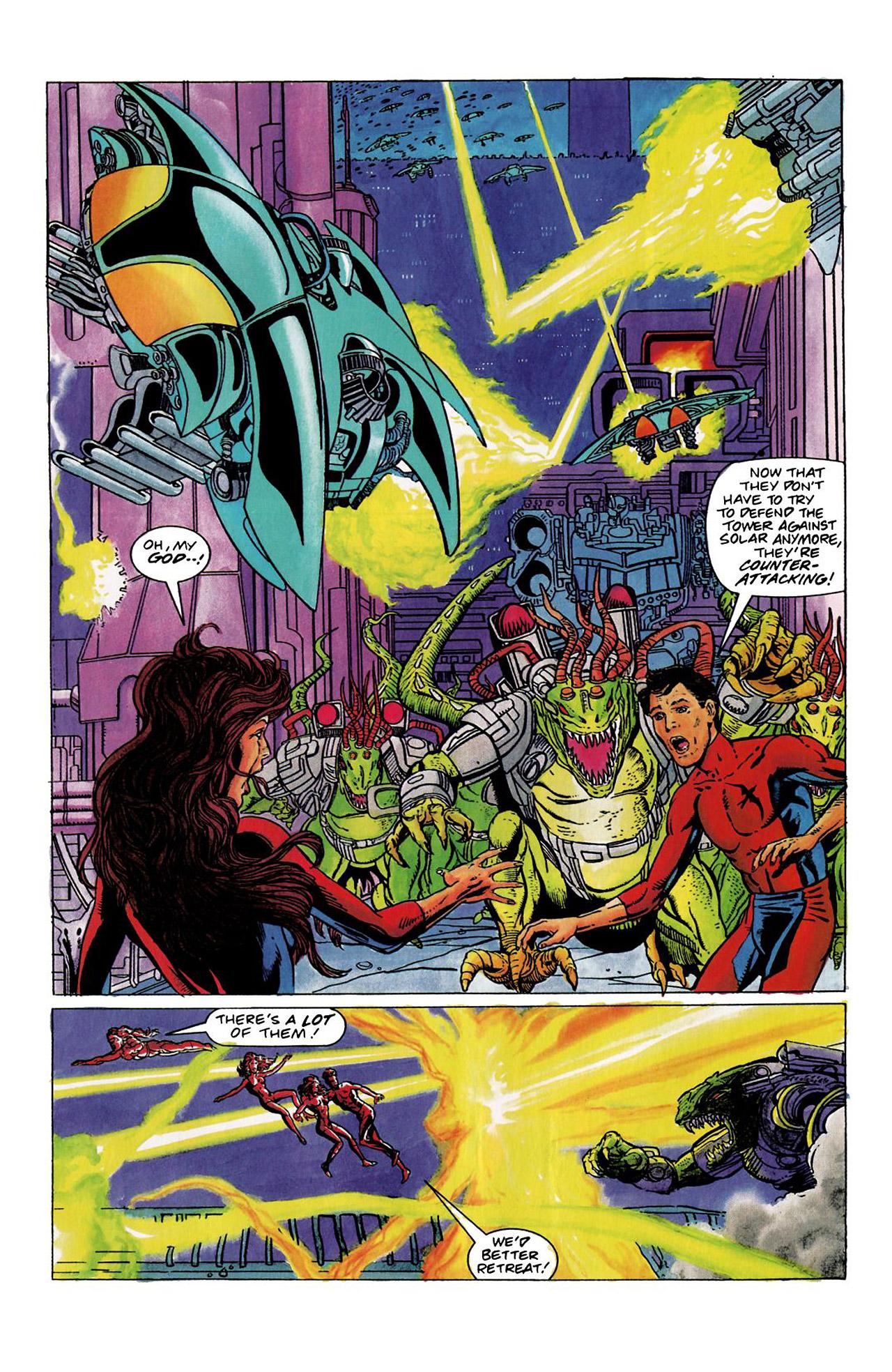 Read online Harbinger (1992) comic -  Issue #8 - 9