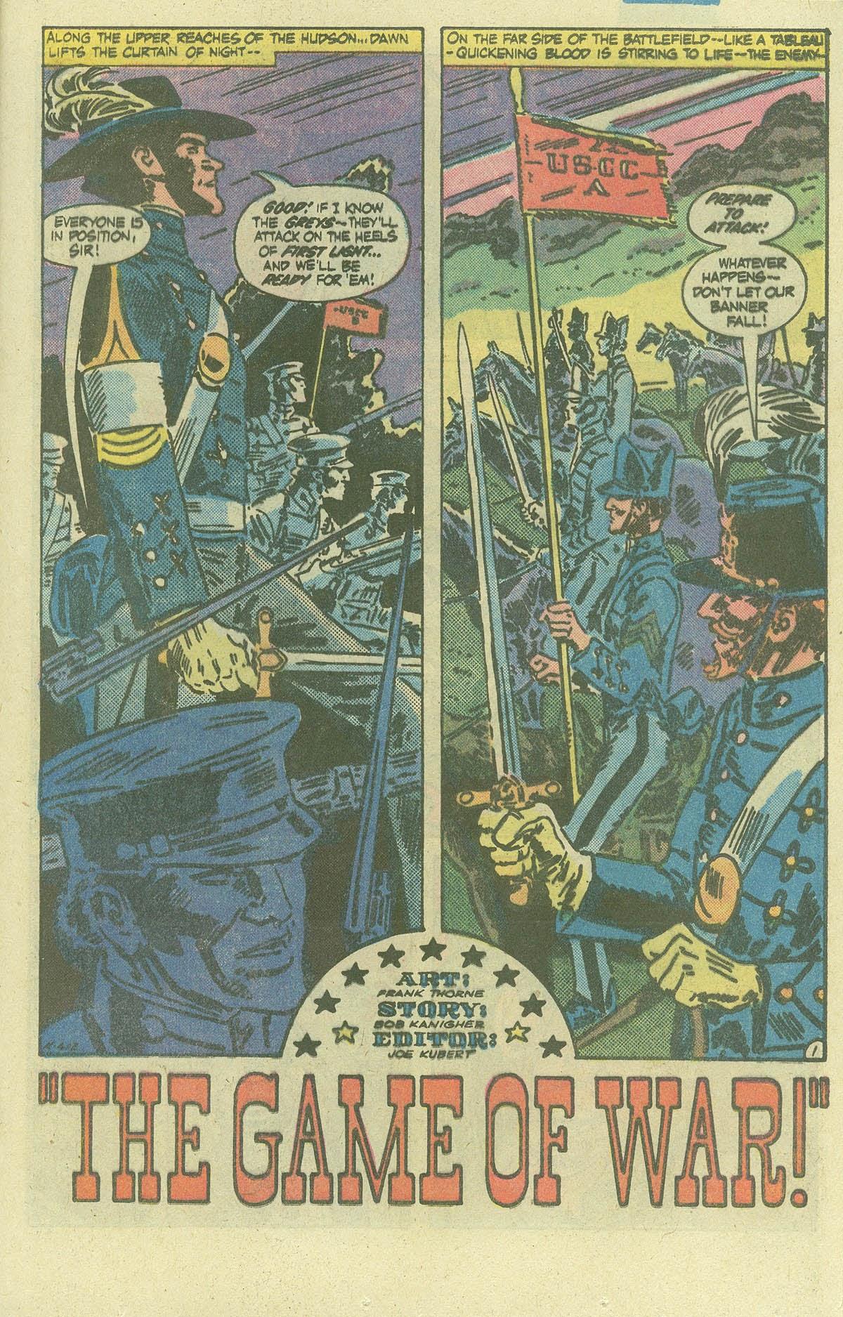 Read online Sgt. Rock comic -  Issue #386 - 18