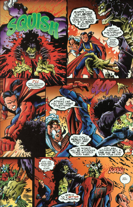 Read online Evil Ernie vs. the Superheroes comic -  Issue #1 - 27