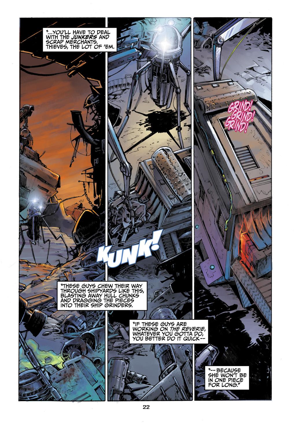 Read online Star Wars Omnibus comic -  Issue # Vol. 33 - 340