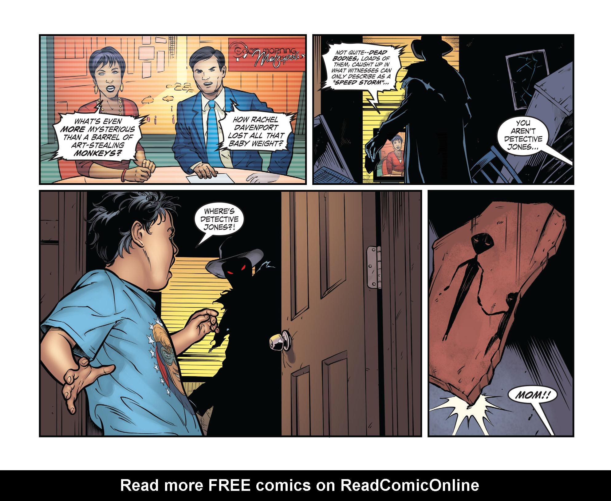 Read online Smallville: Season 11 comic -  Issue #32 - 16