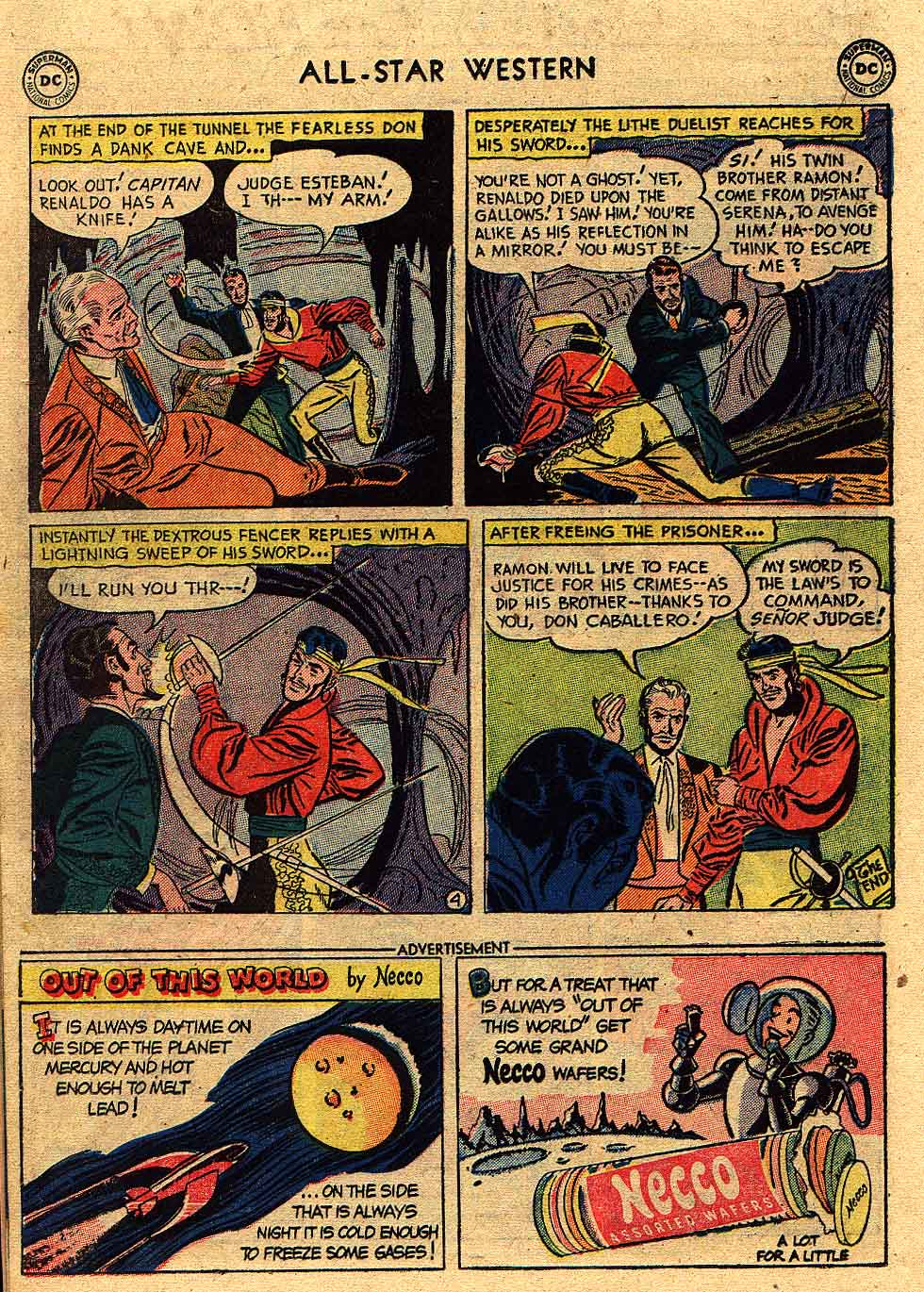 Read online All-Star Western (1951) comic -  Issue #62 - 16