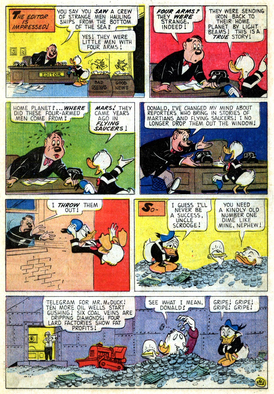 Read online Uncle Scrooge (1953) comic -  Issue #46 - 24