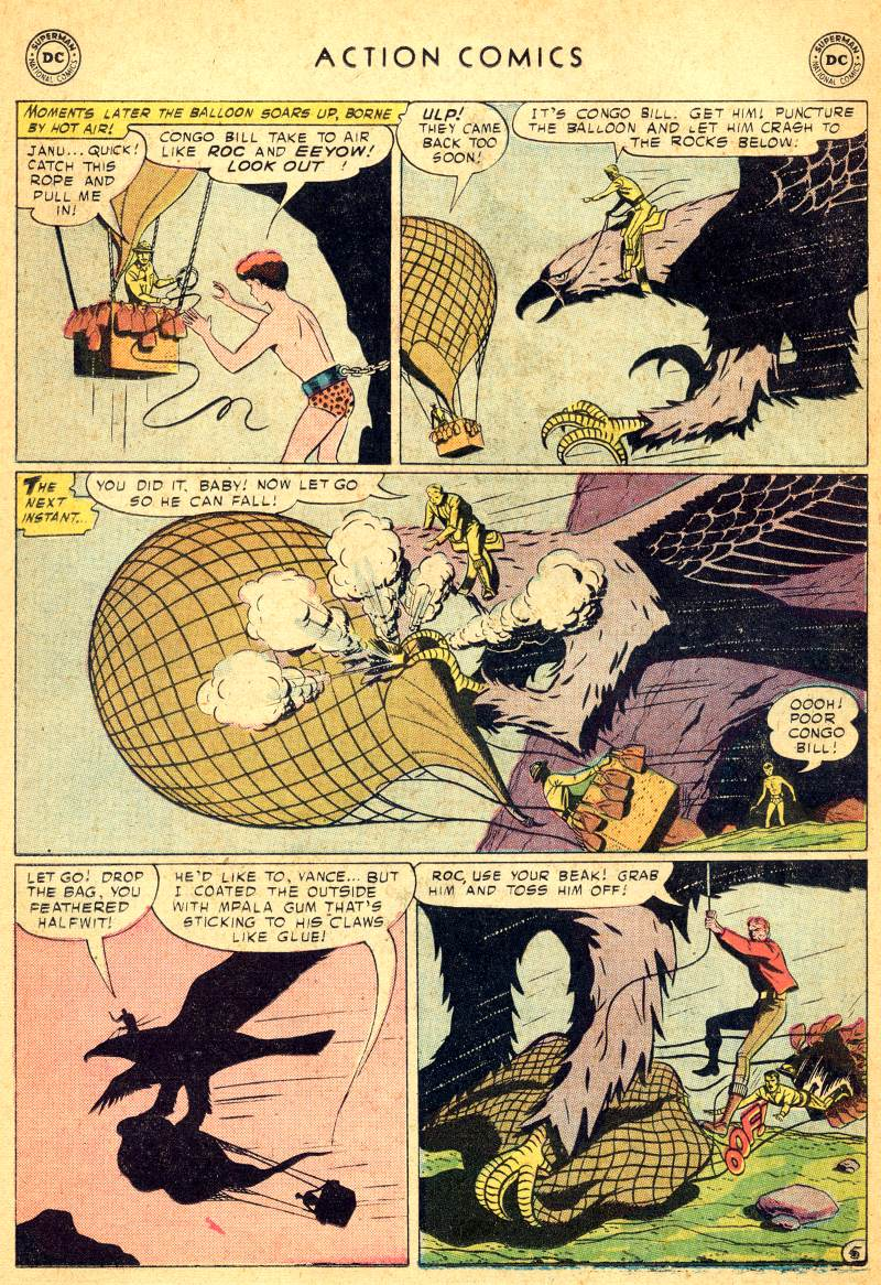 Read online Action Comics (1938) comic -  Issue #244 - 22