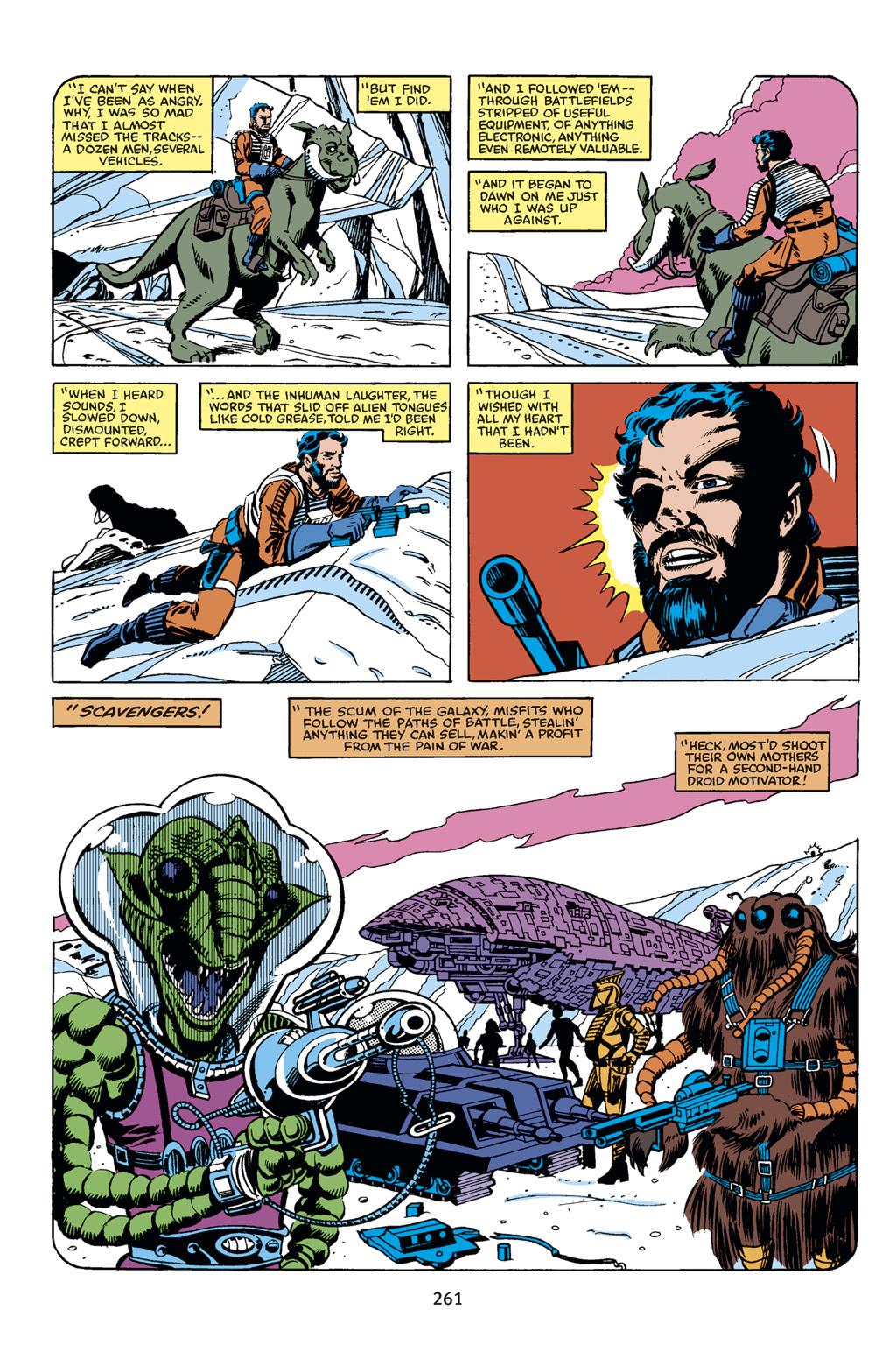 Read online Star Wars Omnibus comic -  Issue # Vol. 18 - 246