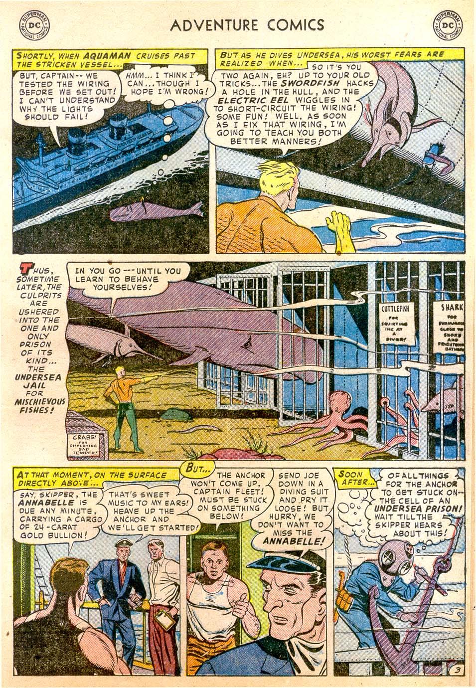 Read online Adventure Comics (1938) comic -  Issue #183 - 19
