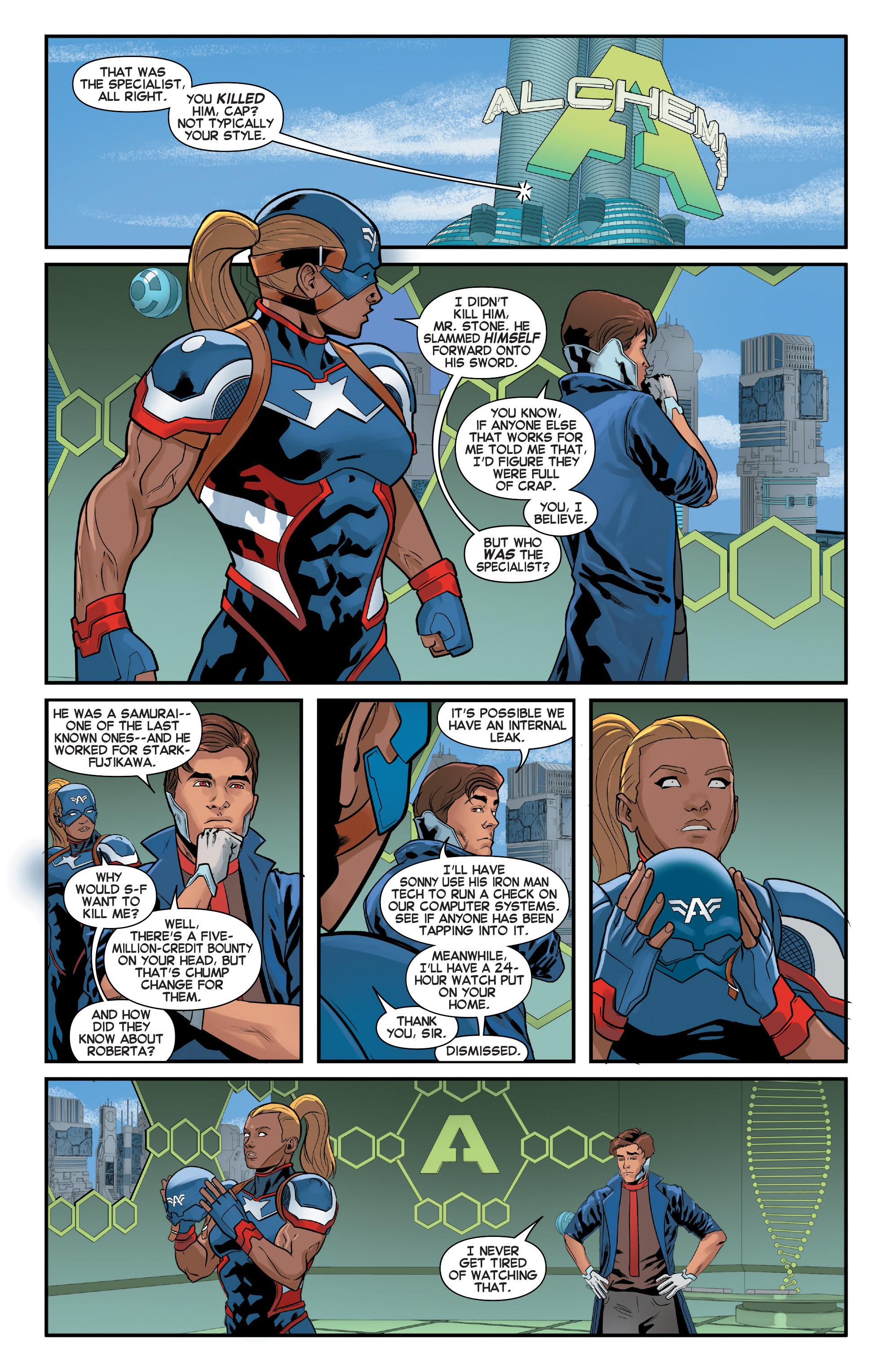 Read online Secret Wars 2099 comic -  Issue #2 - 9