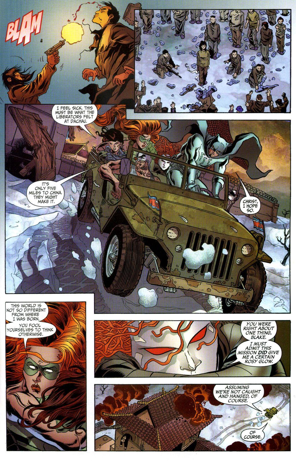 Read online Secret Six (2006) comic -  Issue #1 - 13