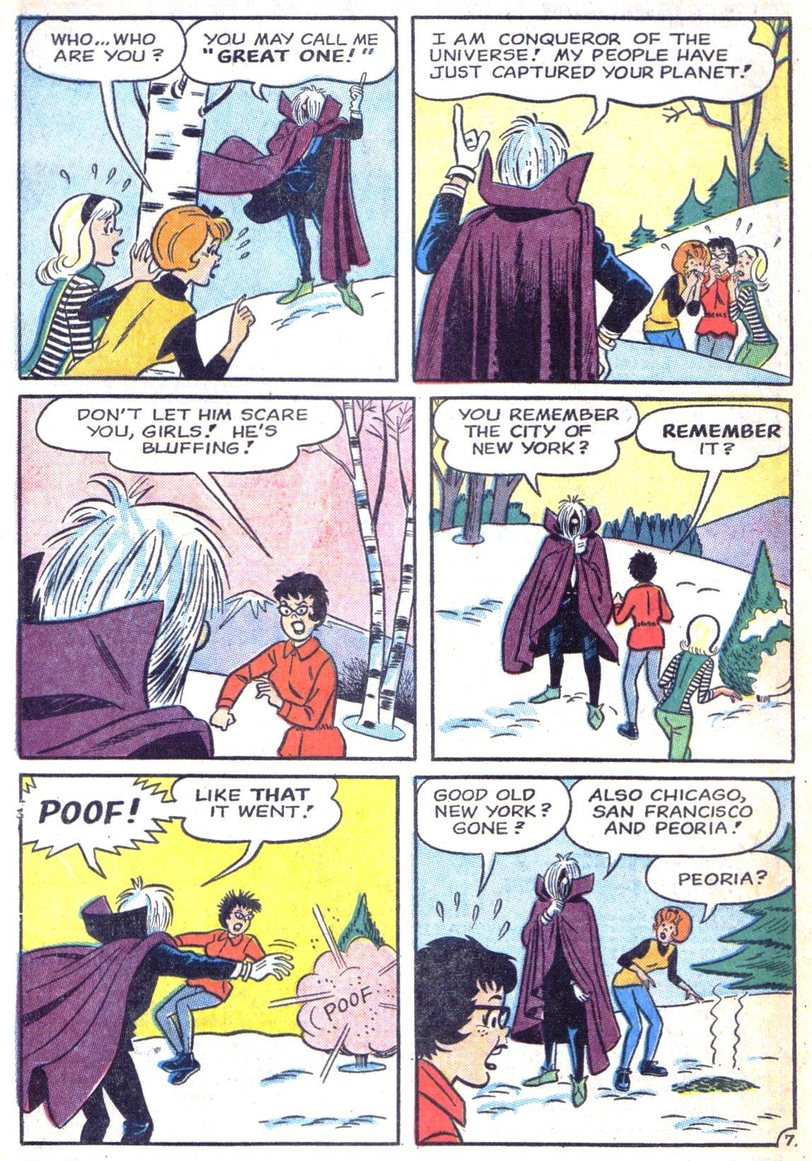 Read online She's Josie comic -  Issue #11 - 10